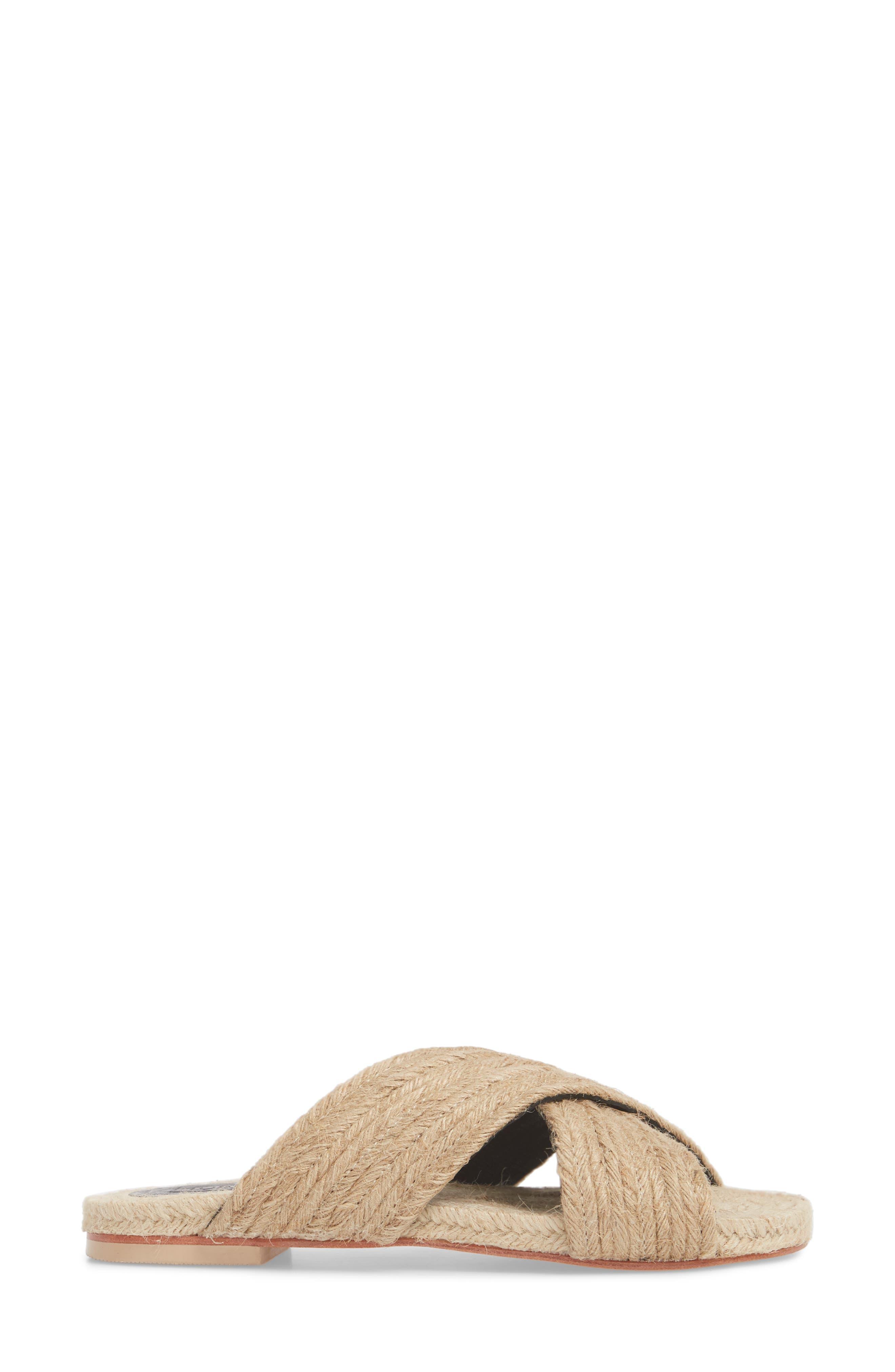 Felilx Rope Slide Sandal,                             Alternate thumbnail 3, color,                             250