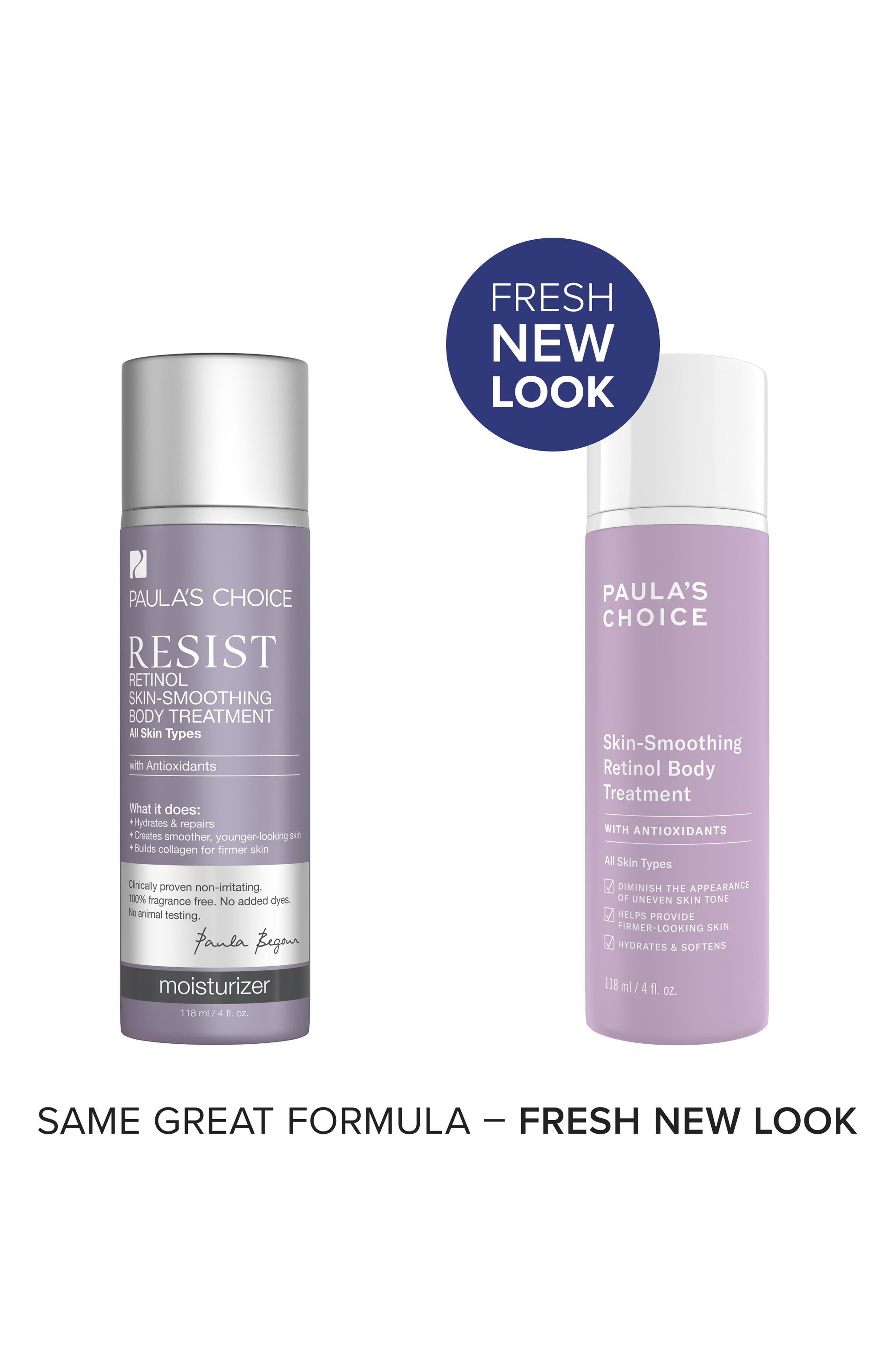 Resist Retinol Skin Smoothing Body Treatment,                             Alternate thumbnail 2, color,                             NO COLOR