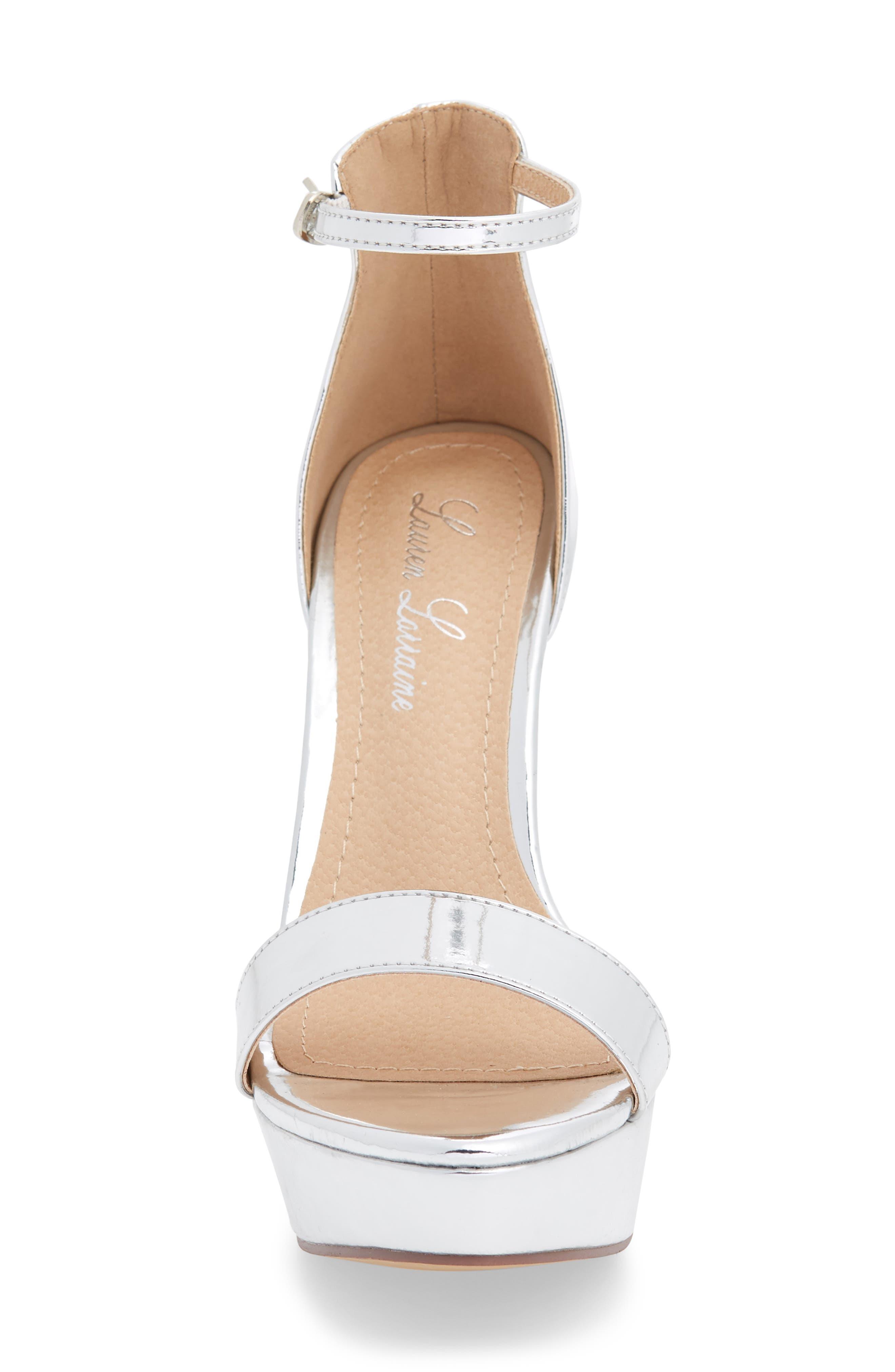 Darlene Platform Sandal,                             Alternate thumbnail 7, color,