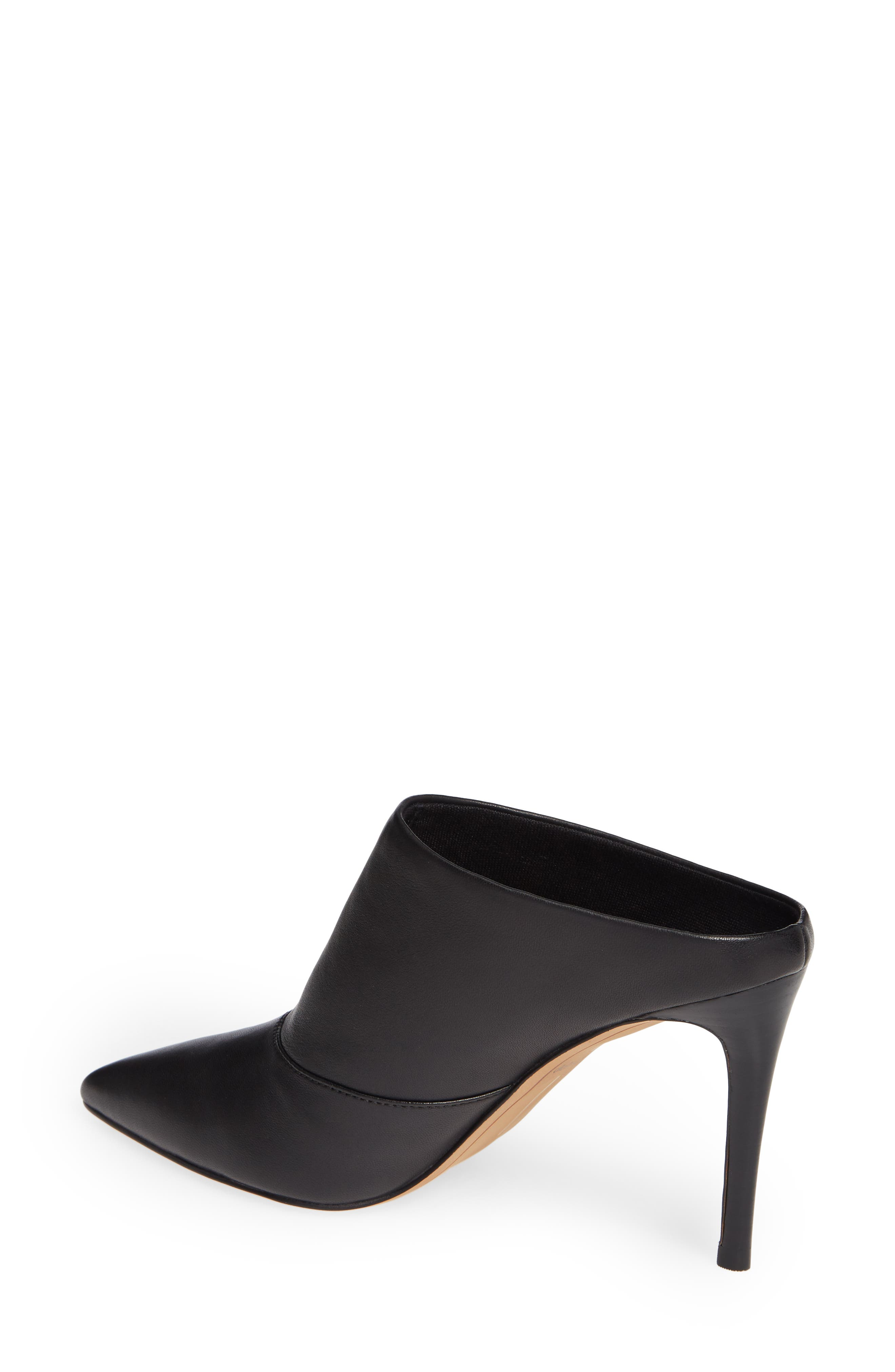 Cinda Pointy Toe Mule,                             Alternate thumbnail 2, color,                             001