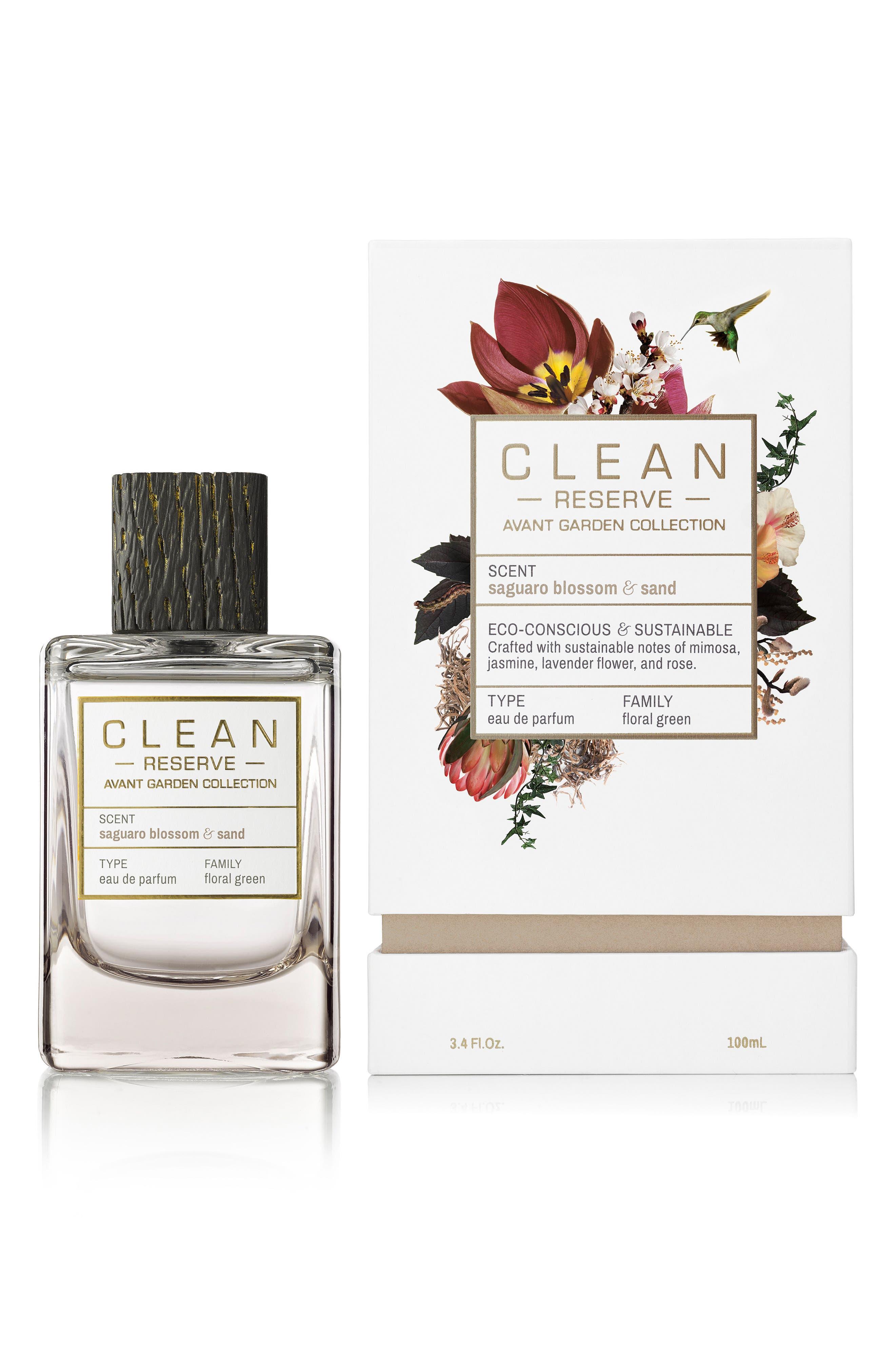 Avant Garden Saguaro Blossom & Sand Eau de Parfum,                             Alternate thumbnail 2, color,                             NO COLOR
