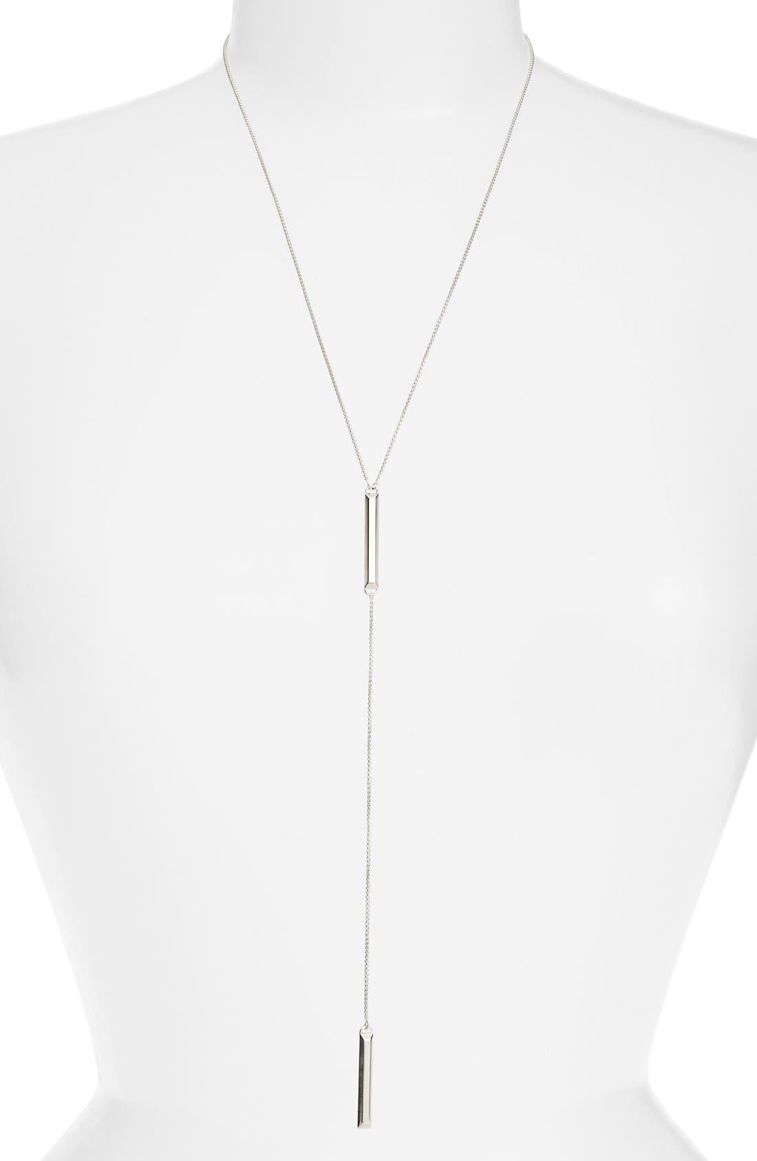 'Shelton' Y-Necklace,                         Main,                         color,