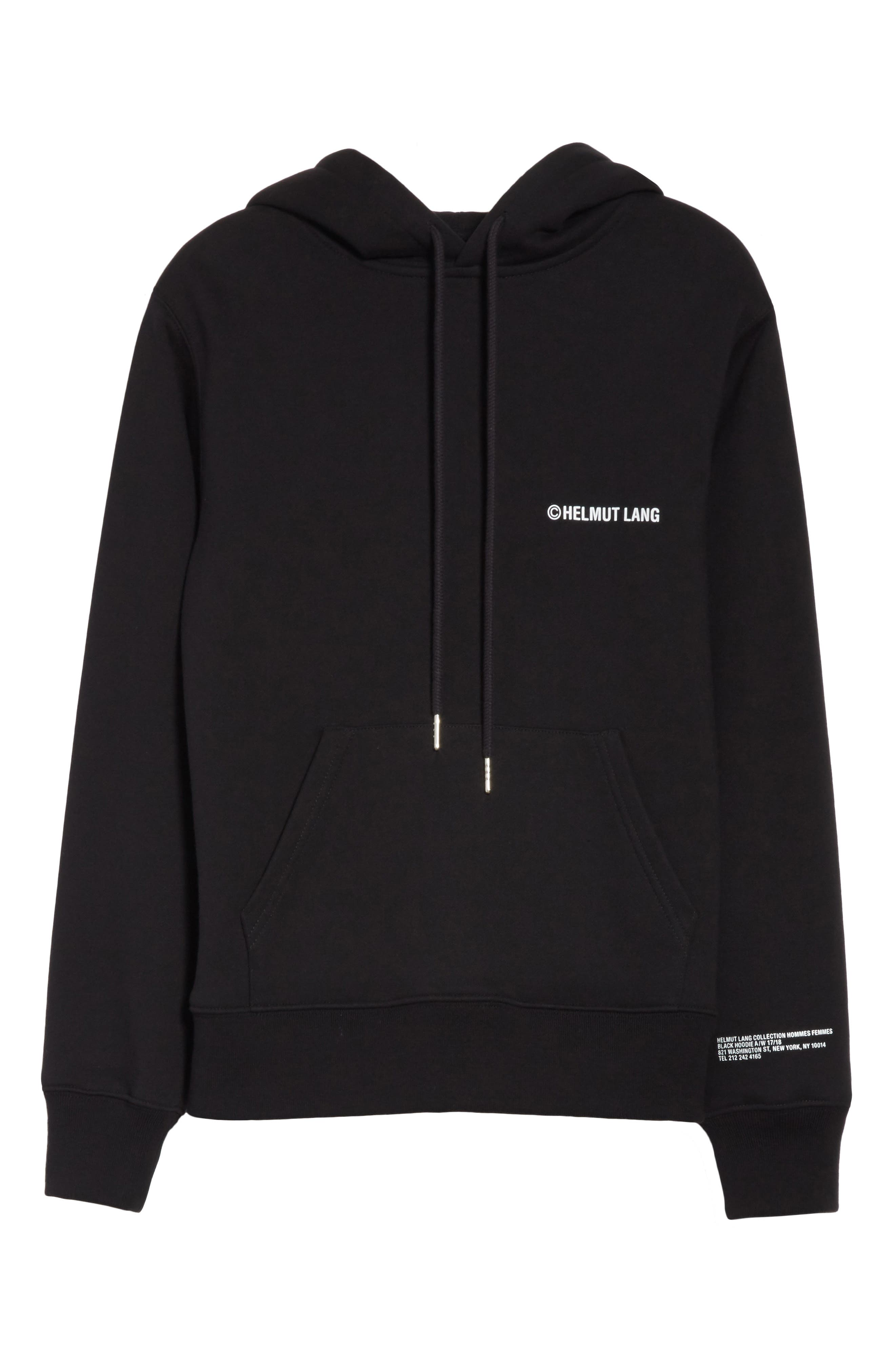 Copyright Cotton Hoodie,                             Alternate thumbnail 6, color,                             001