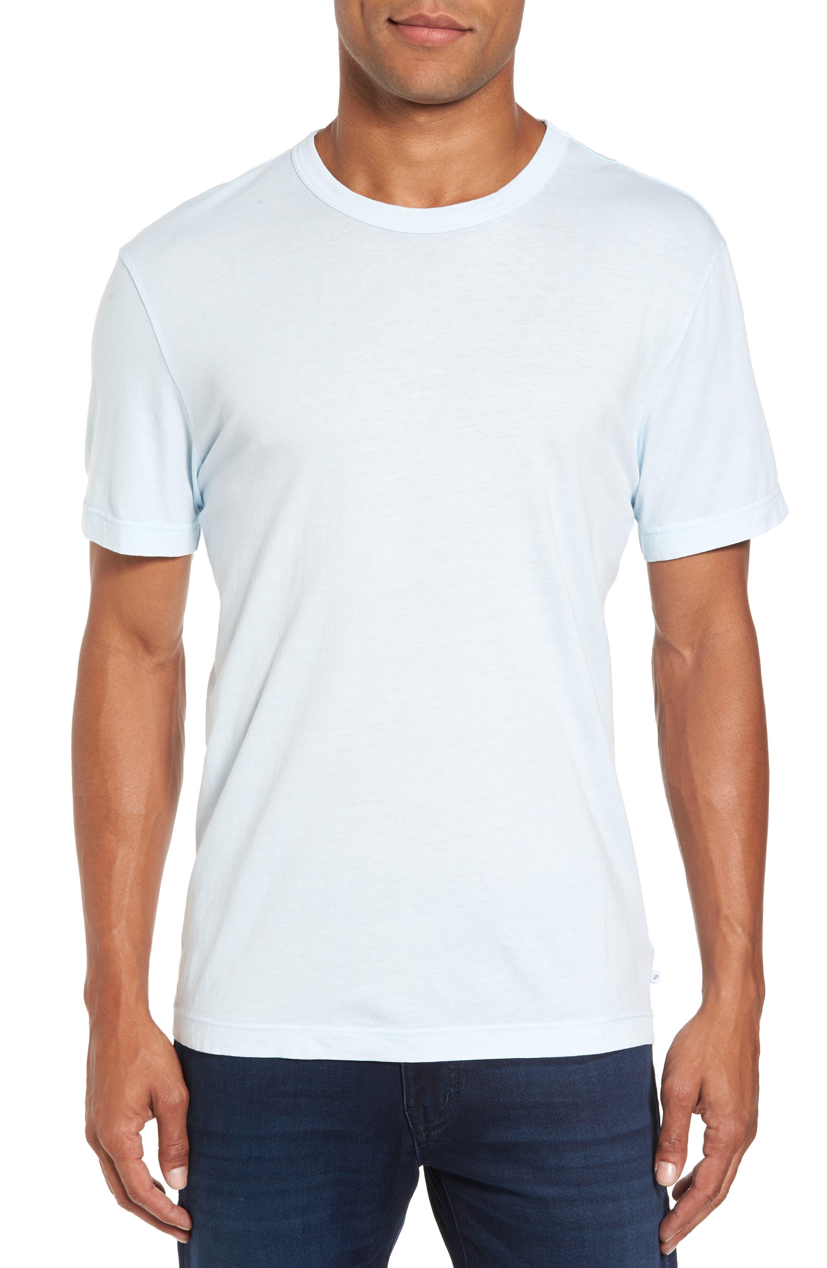 Crewneck Jersey T-Shirt,                             Alternate thumbnail 128, color,
