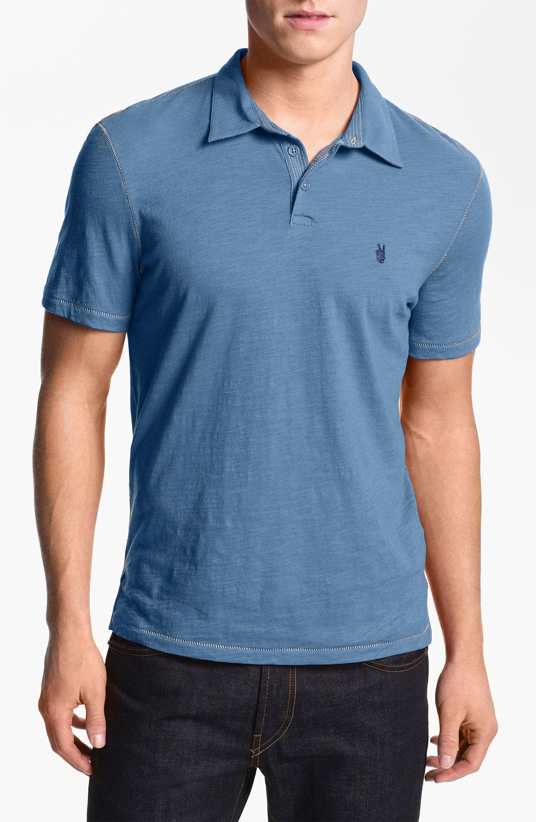 Slim Fit Polo,                             Main thumbnail 12, color,