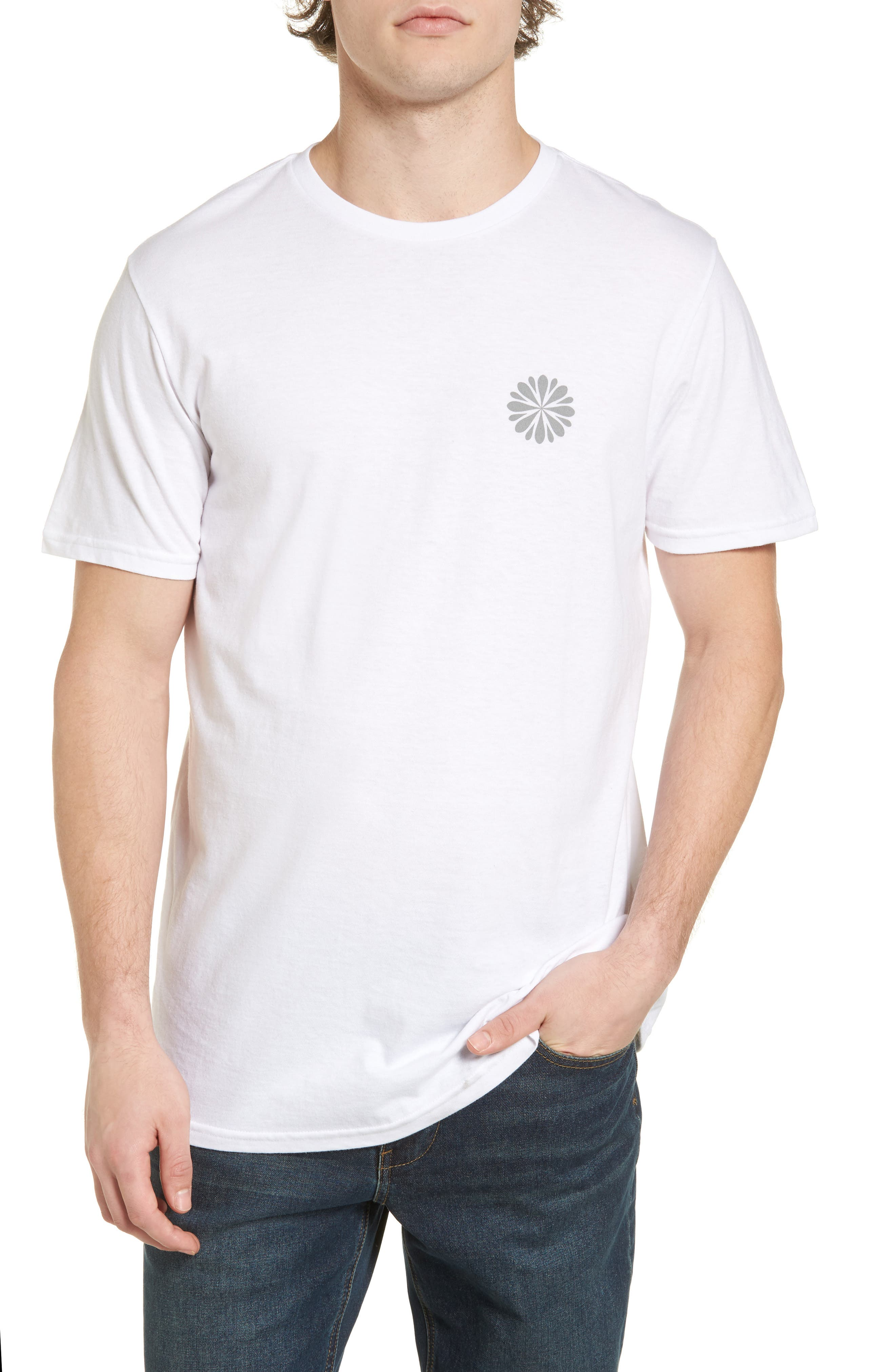 Sequence T-Shirt,                         Main,                         color, 100