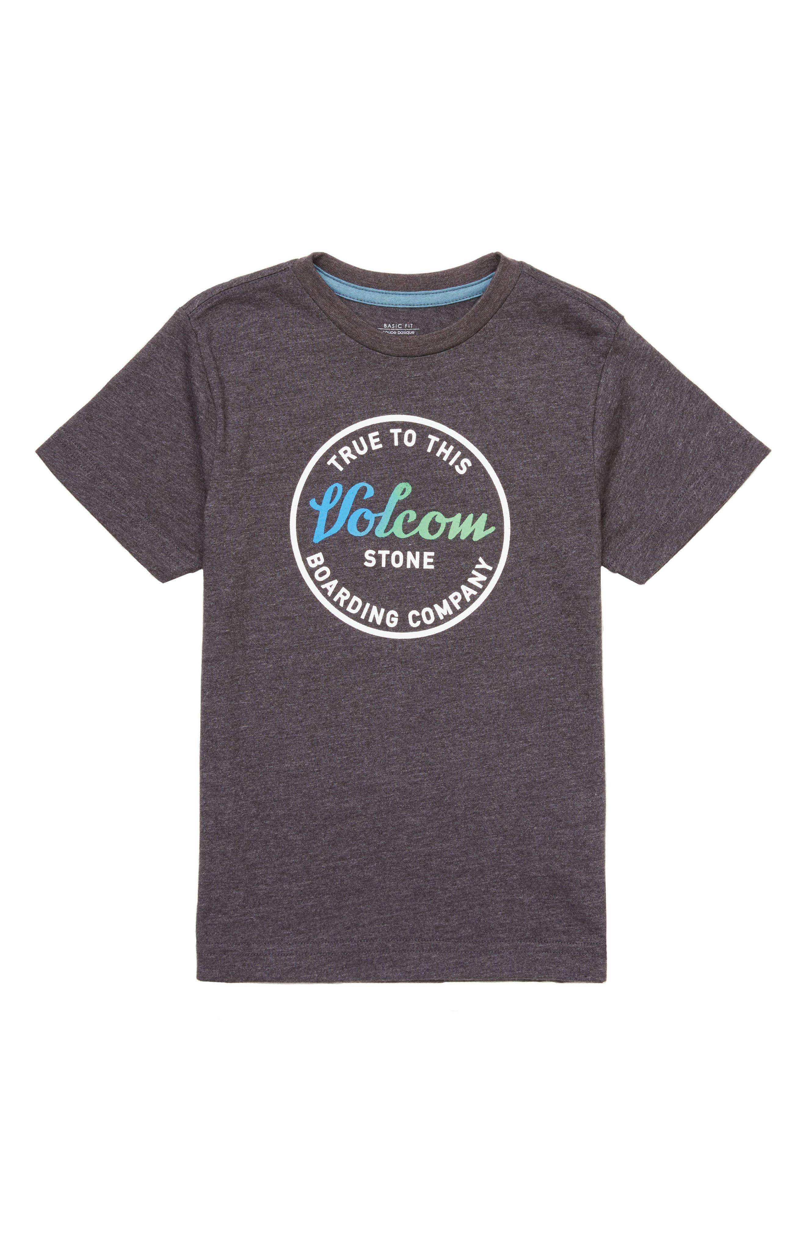 Scrippy Logo T-Shirt,                             Main thumbnail 1, color,                             001