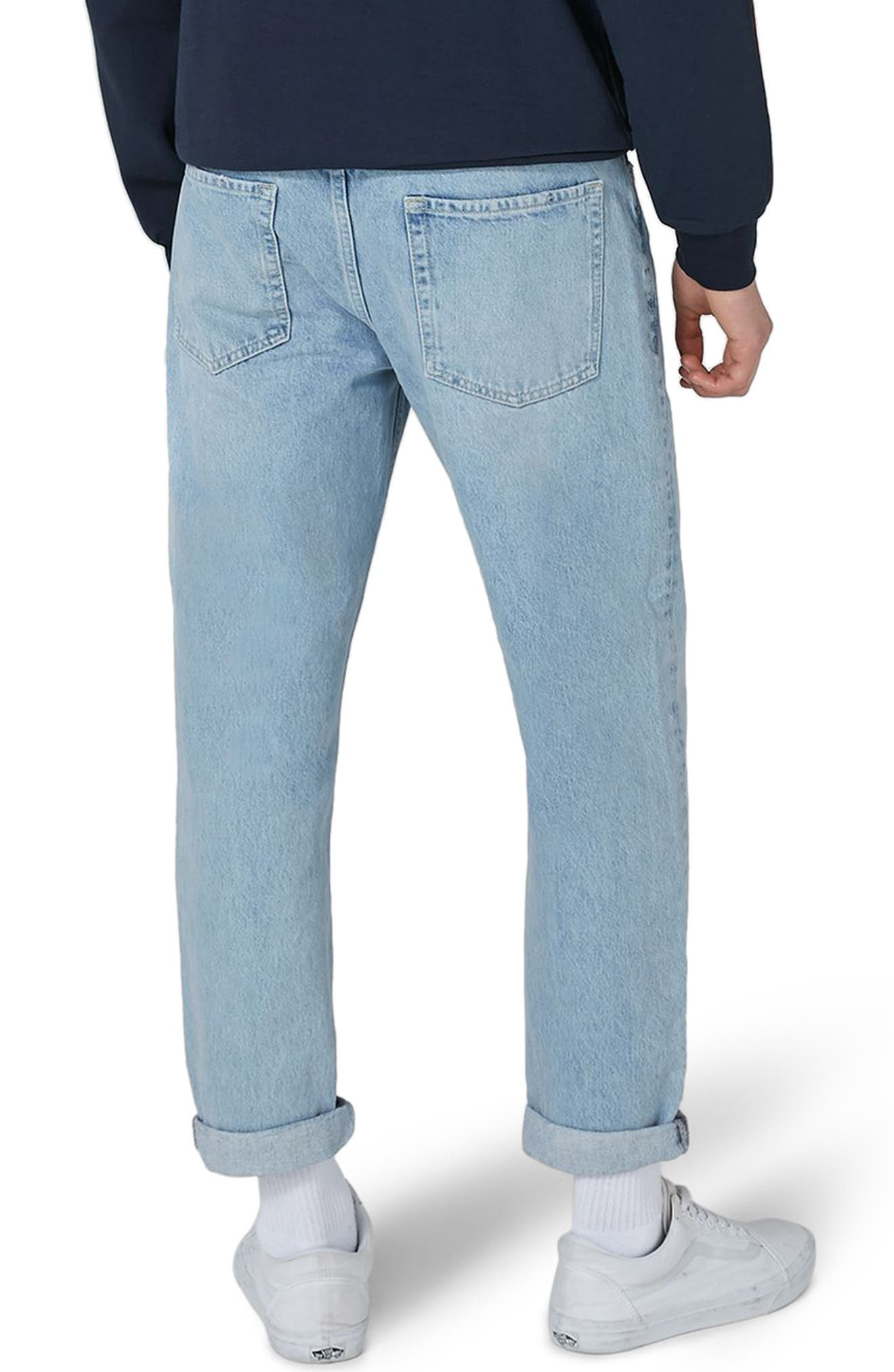 Original Fit Jeans,                             Alternate thumbnail 2, color,                             BLUE