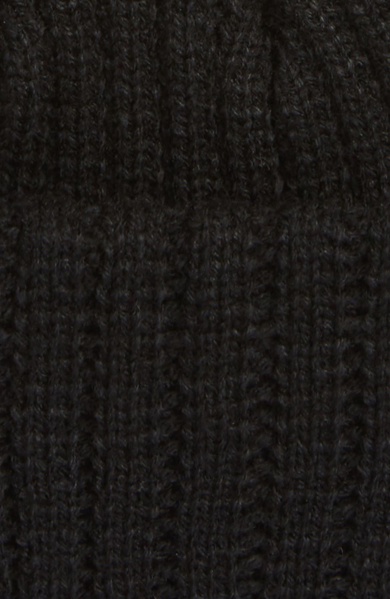 Knit Skull Cap,                             Alternate thumbnail 2, color,                             001