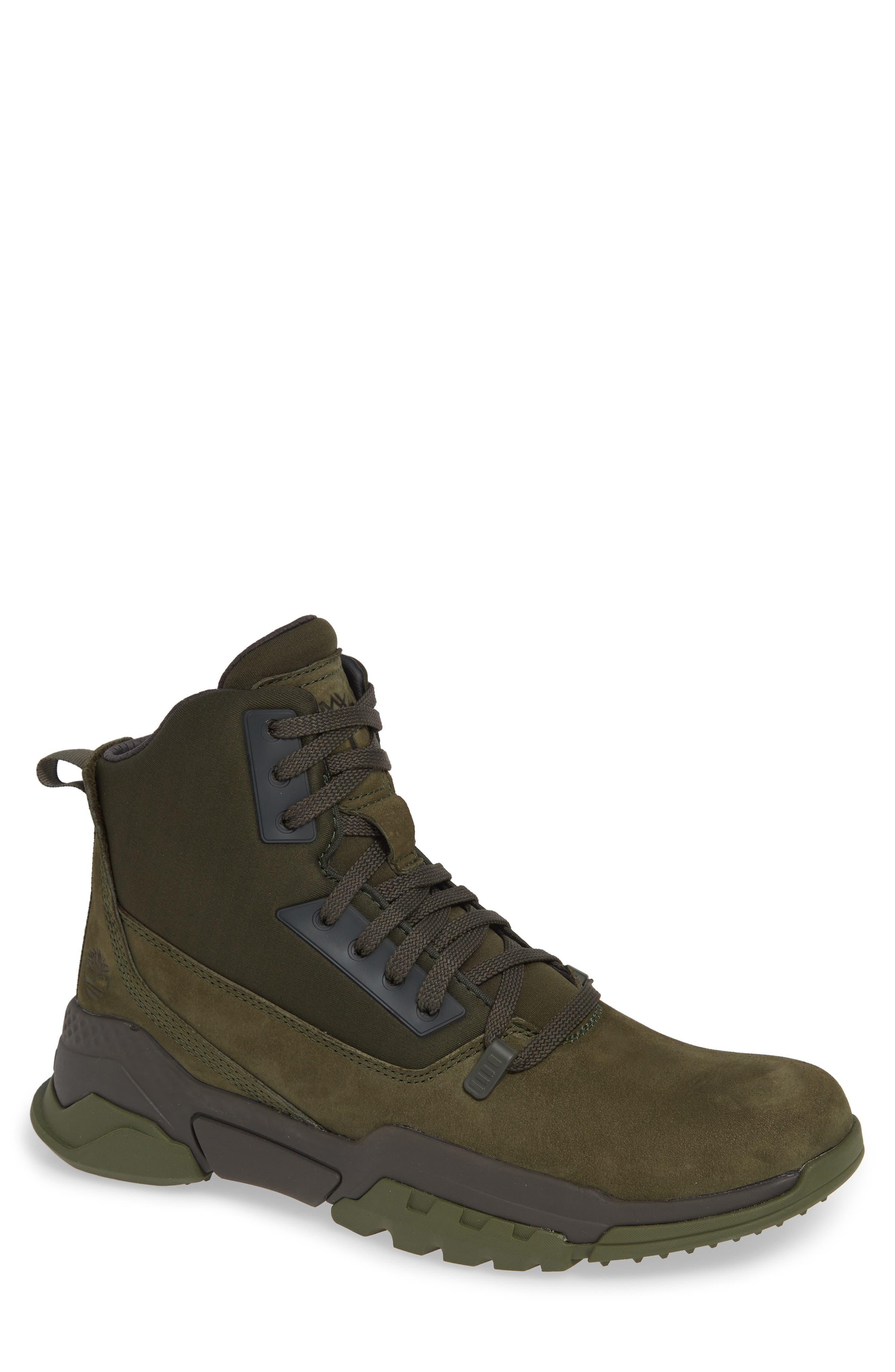 City Force Boot,                         Main,                         color, GRAPE/ GREY NUBUCK