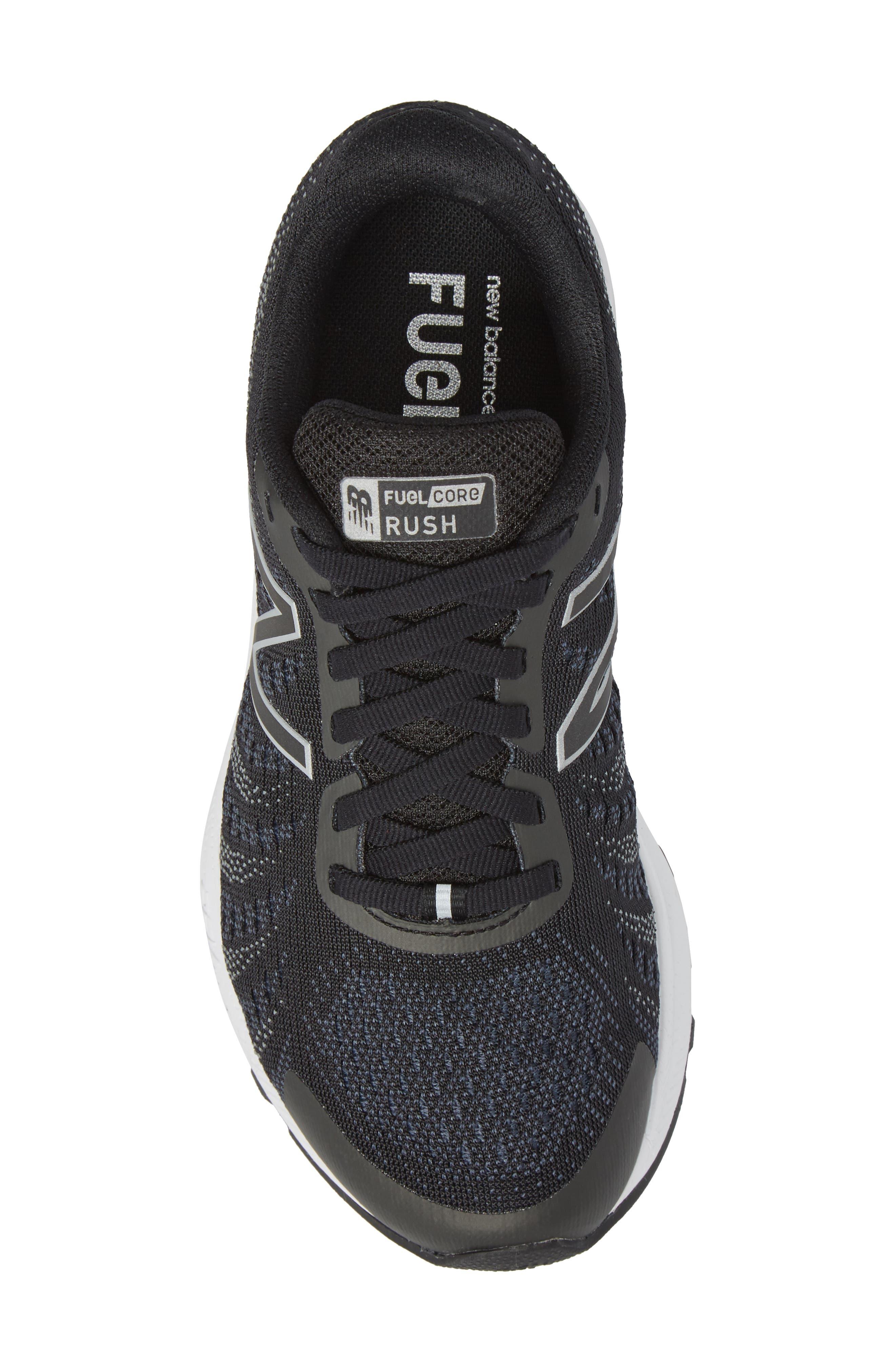 NEW BALANCE,                             FuelCore Rush V3 Running Shoe,                             Alternate thumbnail 5, color,                             006