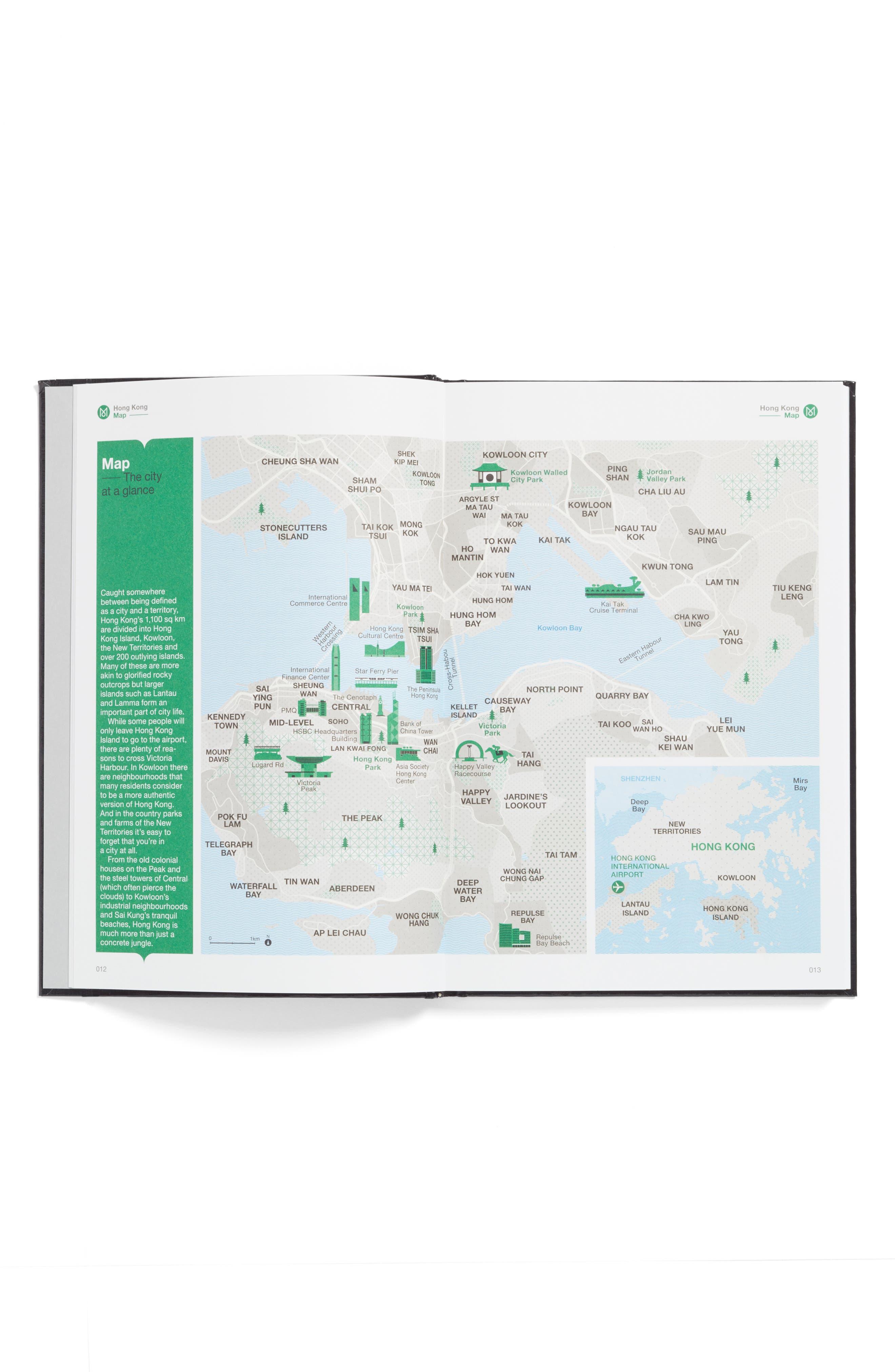 Travel Guide,                             Alternate thumbnail 2, color,                             HONG KONG
