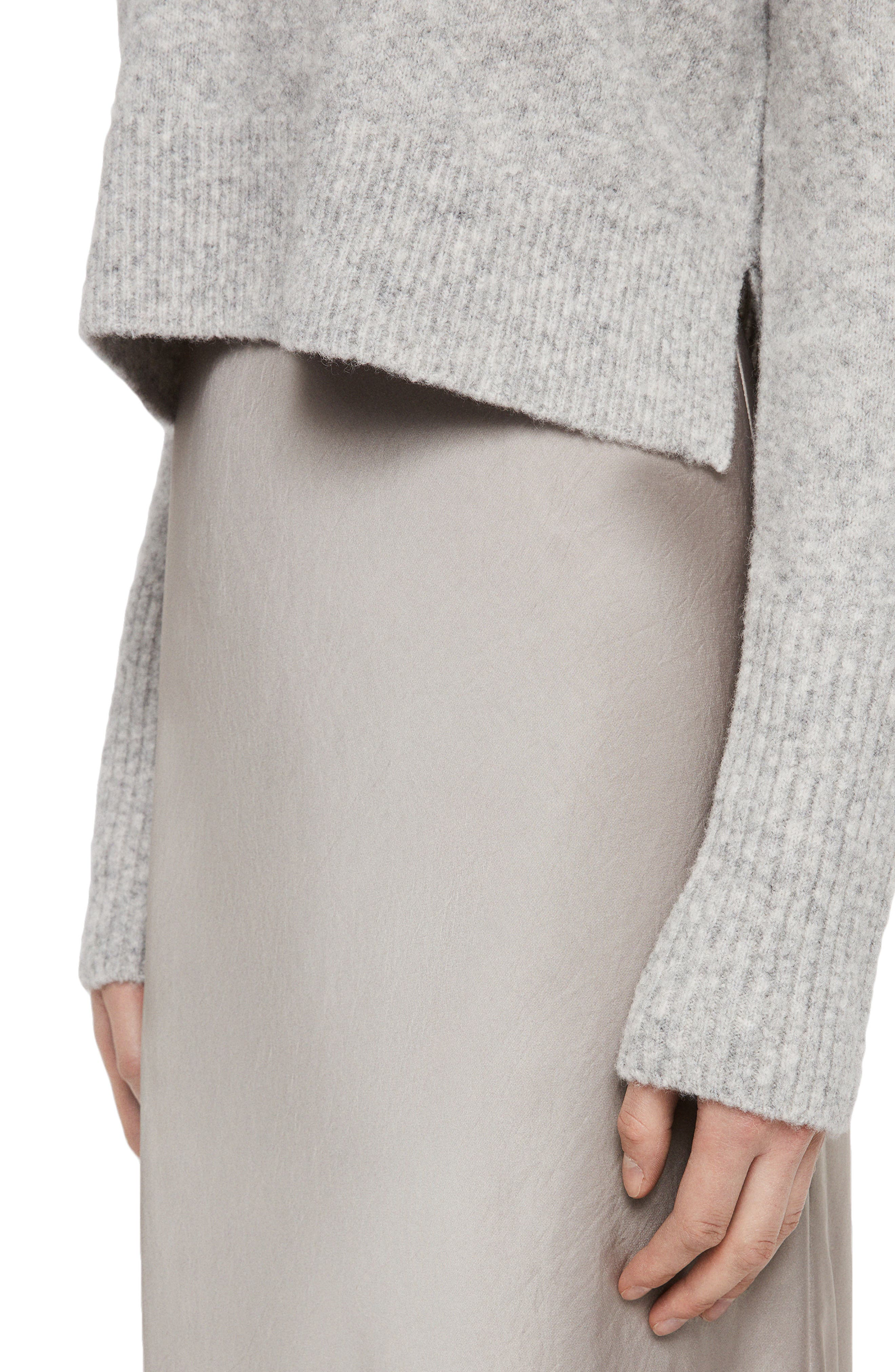 Tierny Two-Piece Sweater & Slipdress,                             Alternate thumbnail 4, color,                             029