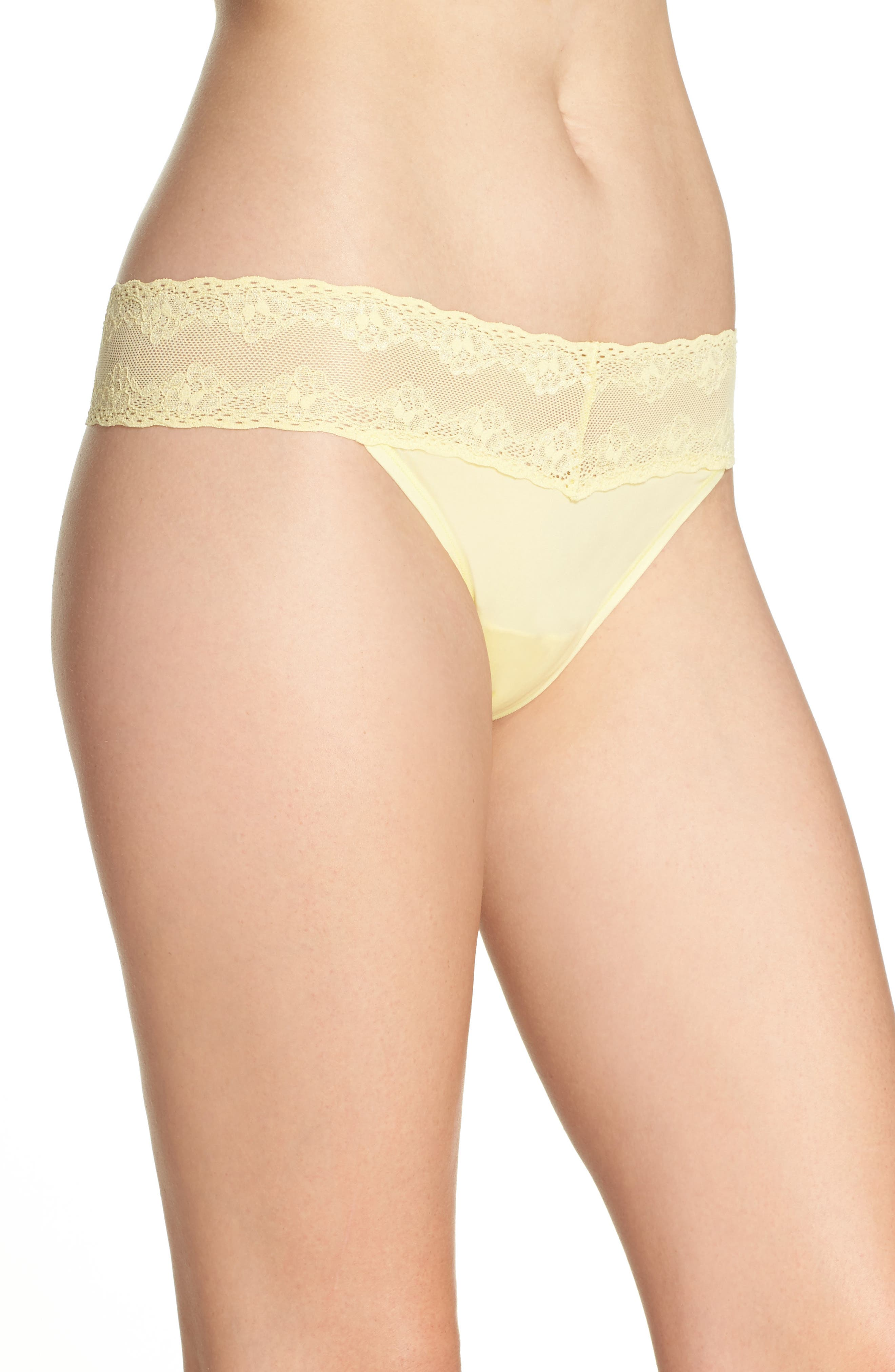 Bliss Perfection Thong,                             Alternate thumbnail 290, color,
