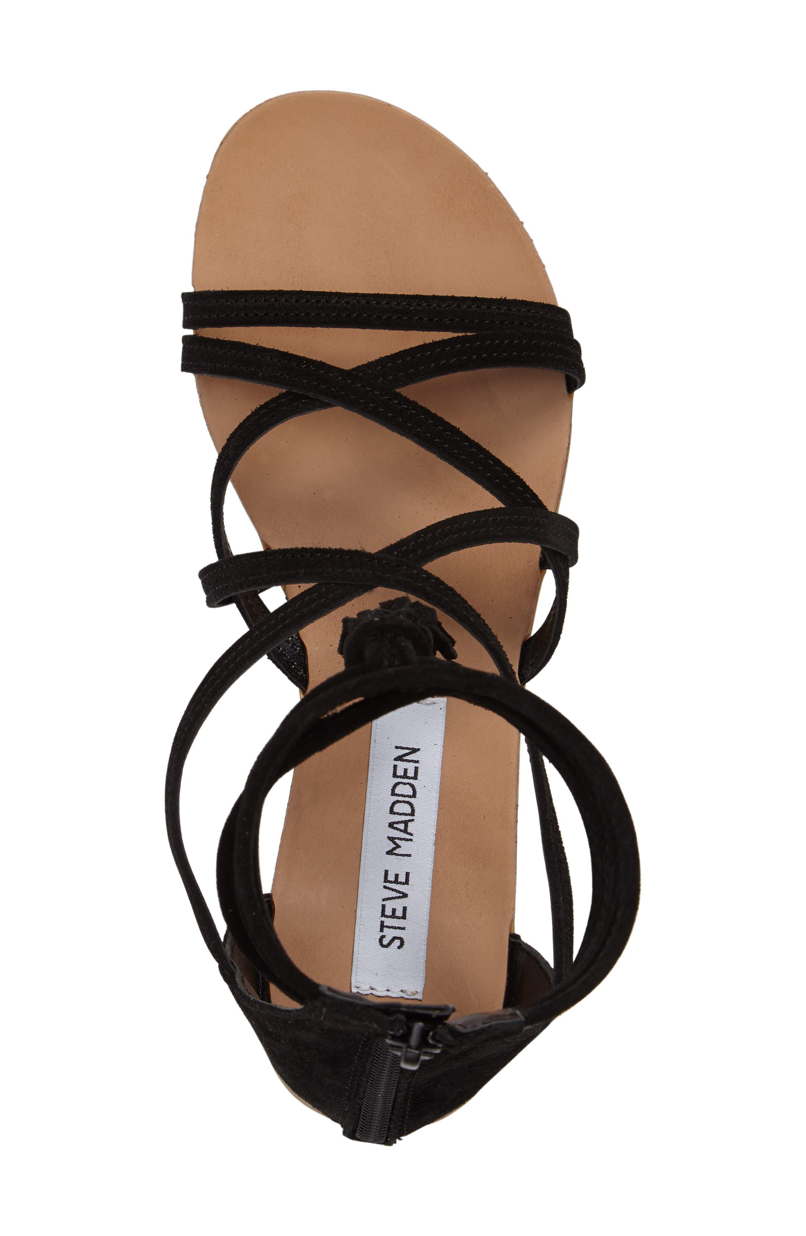 Kasen Sandal,                             Alternate thumbnail 5, color,                             006