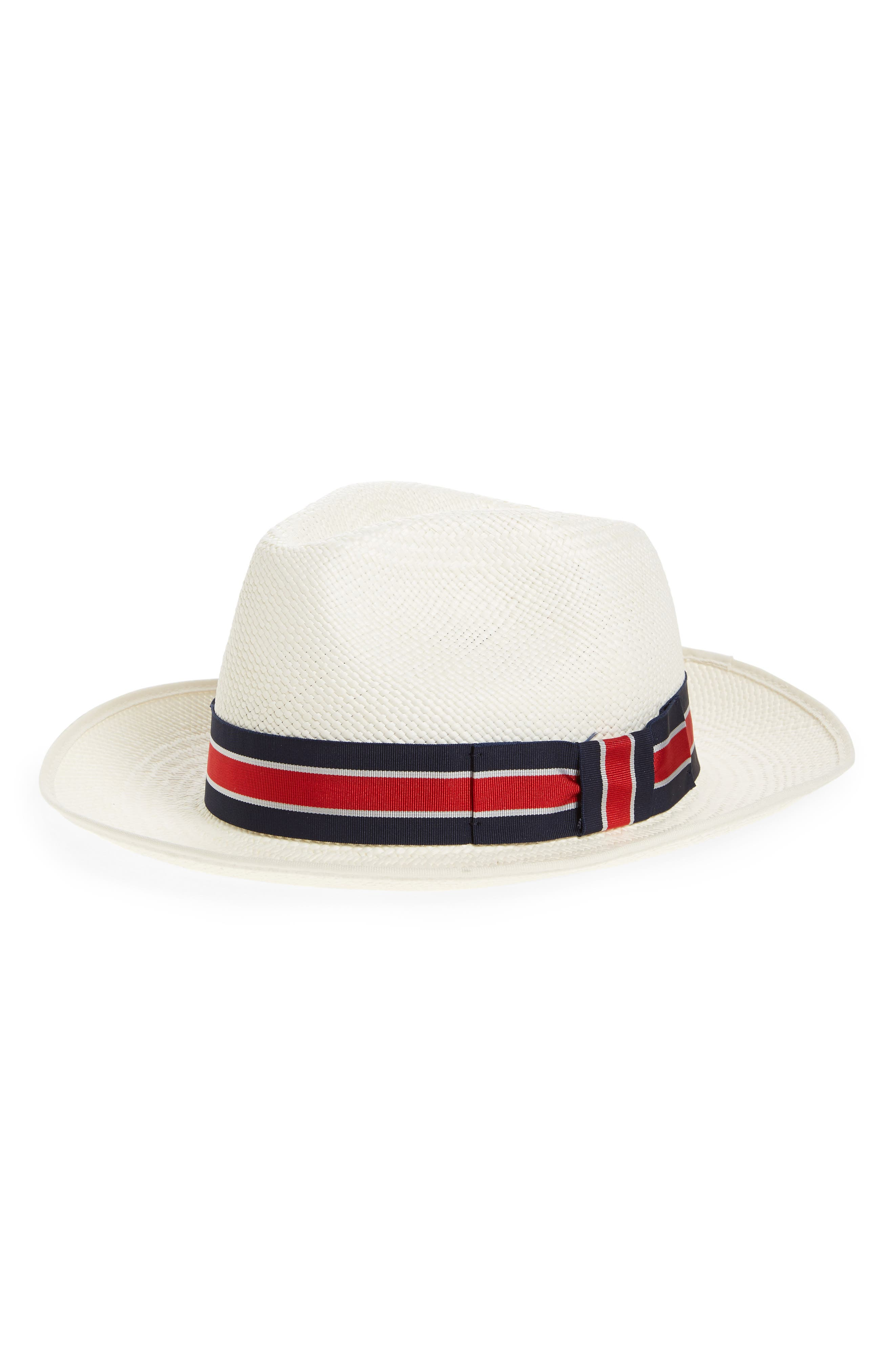 Christy's Preset Panama Hat,                             Main thumbnail 1, color,