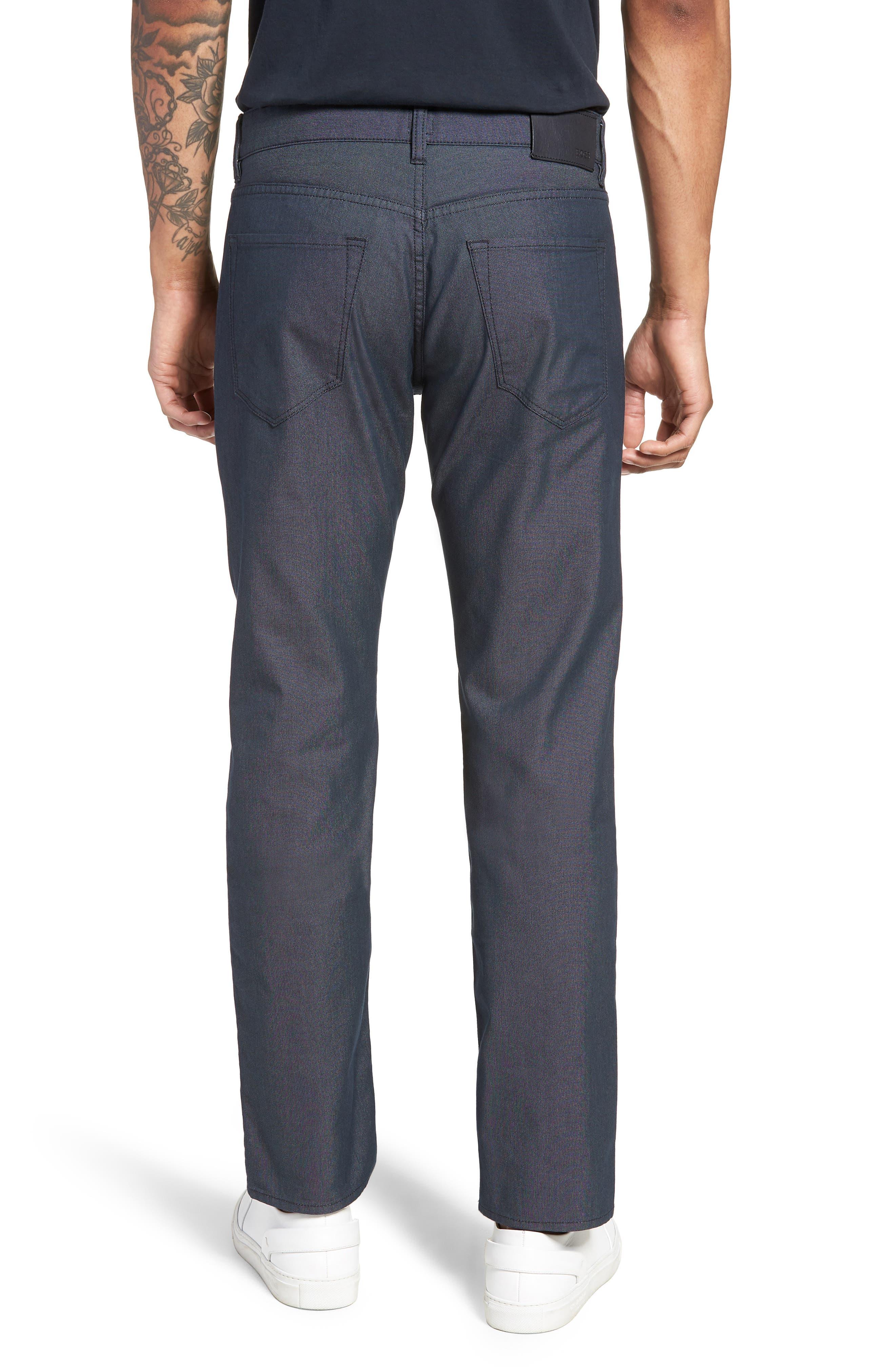 Maine Straight Leg Jeans,                             Alternate thumbnail 2, color,