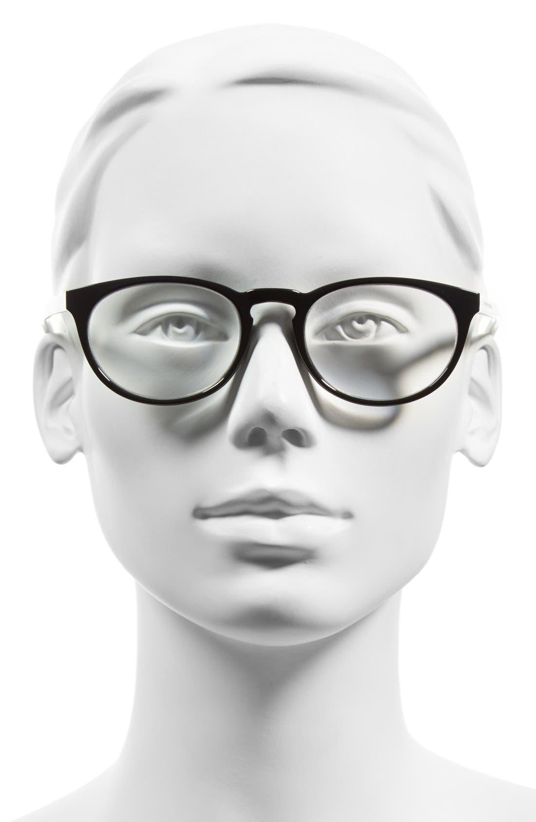 '803' 51mm Reading Glasses,                             Alternate thumbnail 2, color,                             001