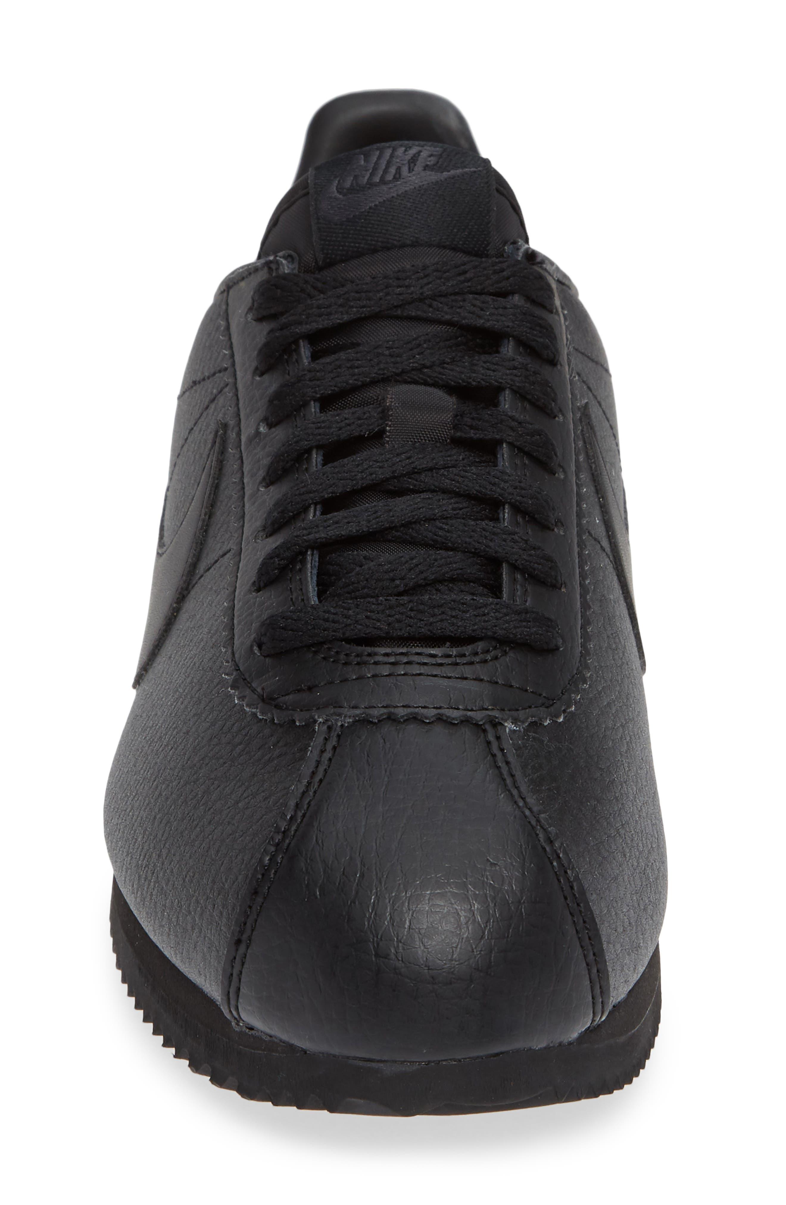 Classic Cortez Sneaker,                             Alternate thumbnail 4, color,                             002