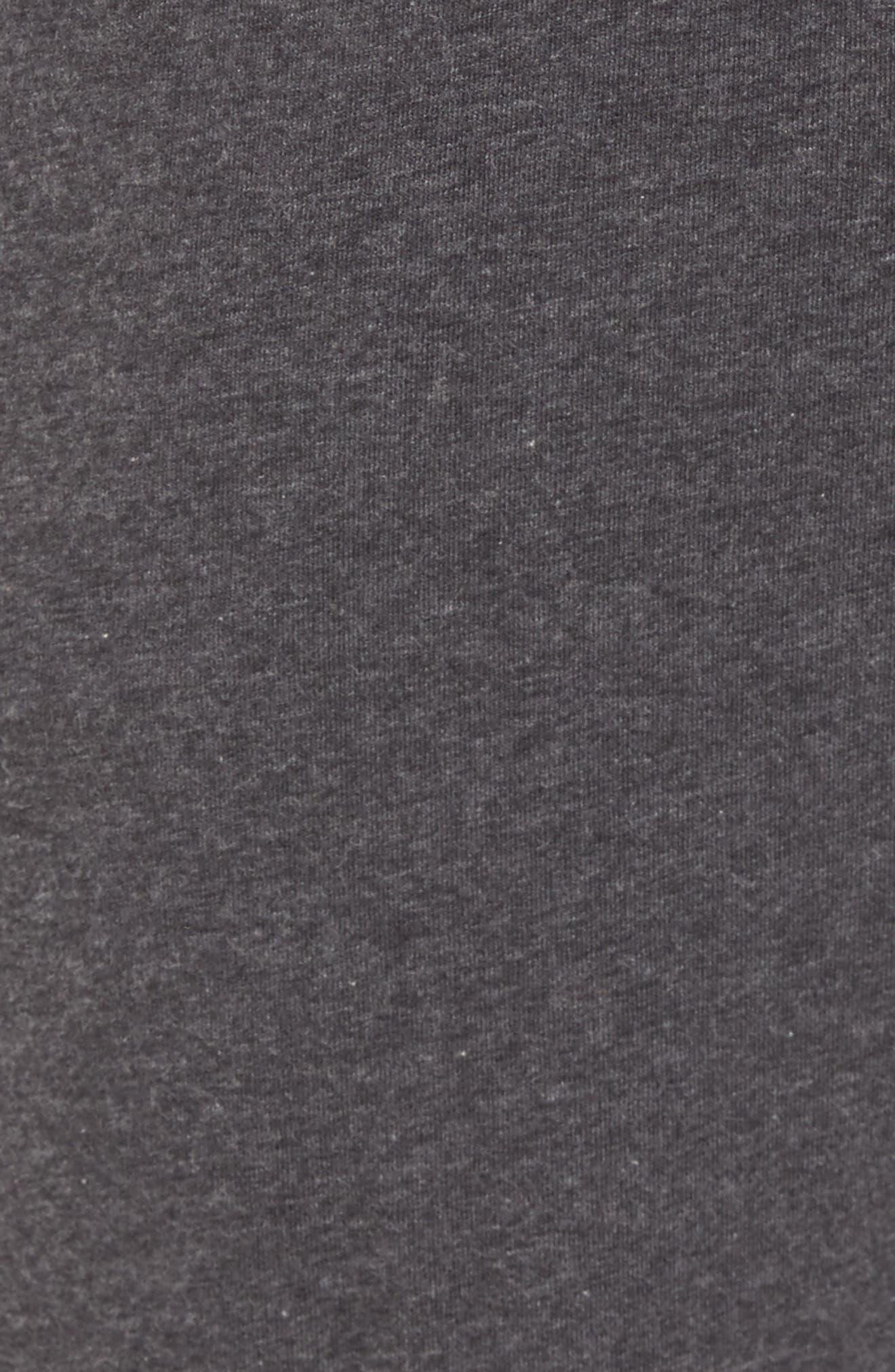 Stretch Cotton Lounge Pants,                             Alternate thumbnail 5, color,                             021