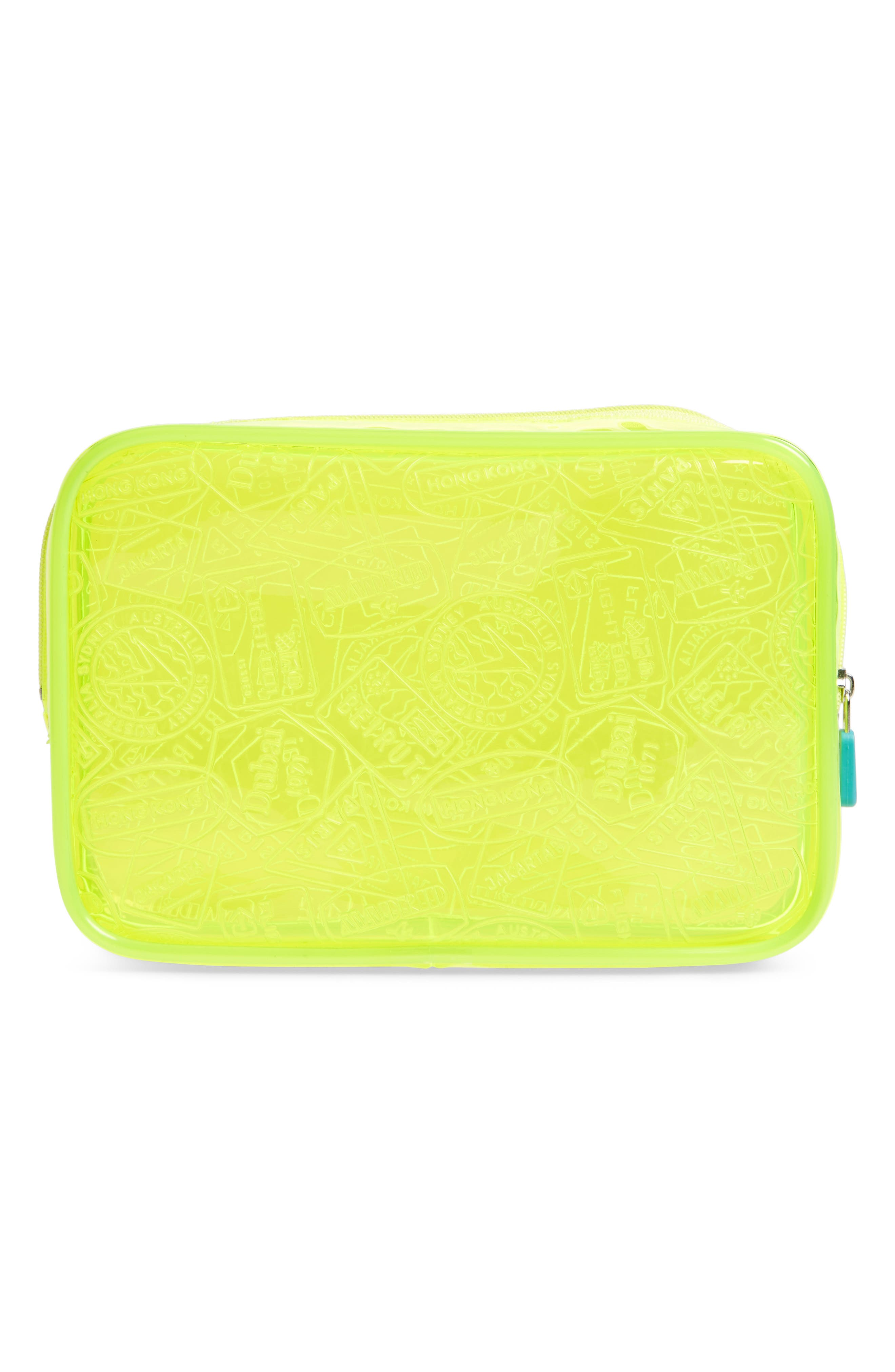 X-Ray Neon Quart Bag,                             Alternate thumbnail 6, color,