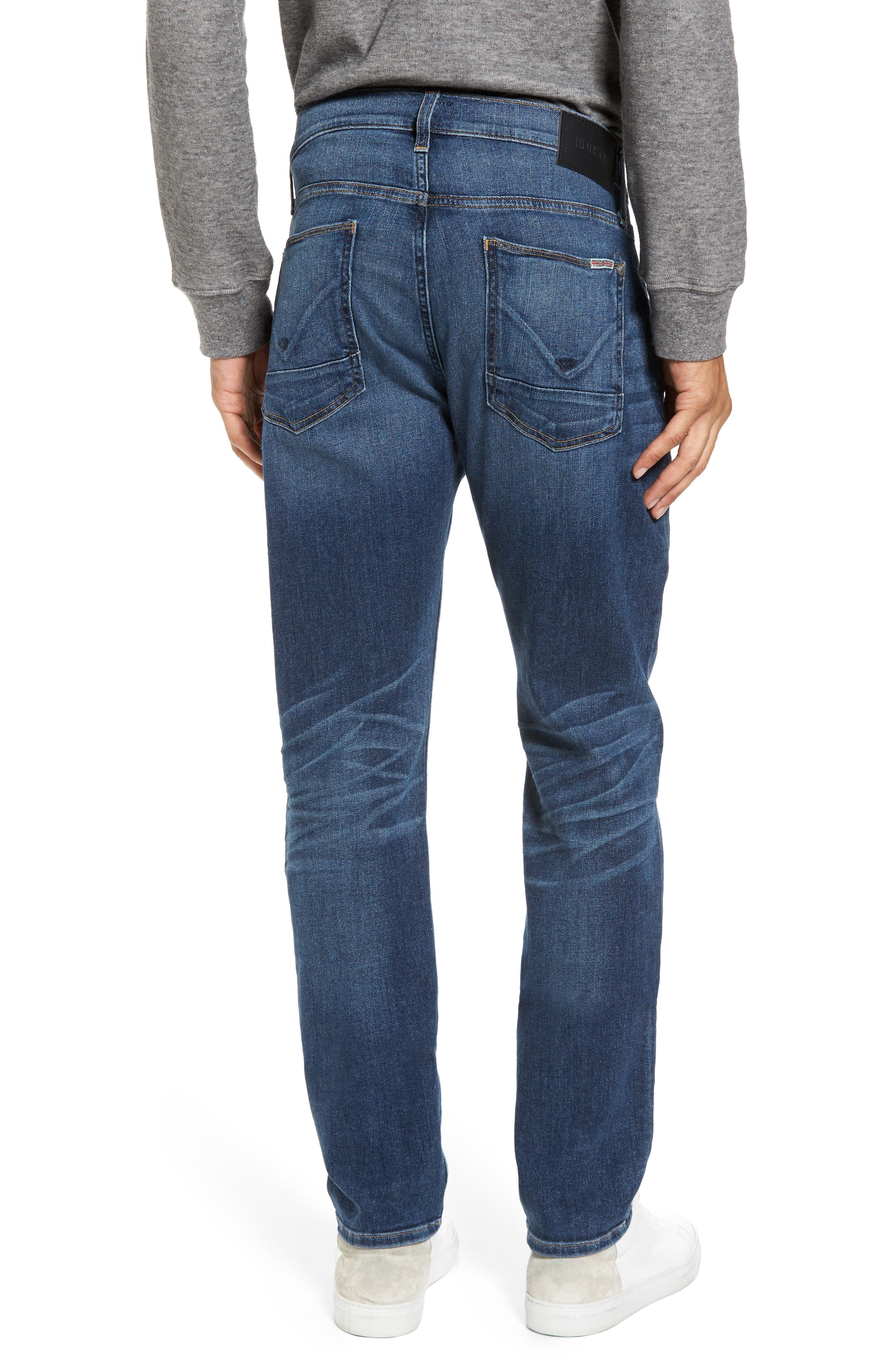 Blake Slim Fit Jeans,                             Alternate thumbnail 2, color,                             420