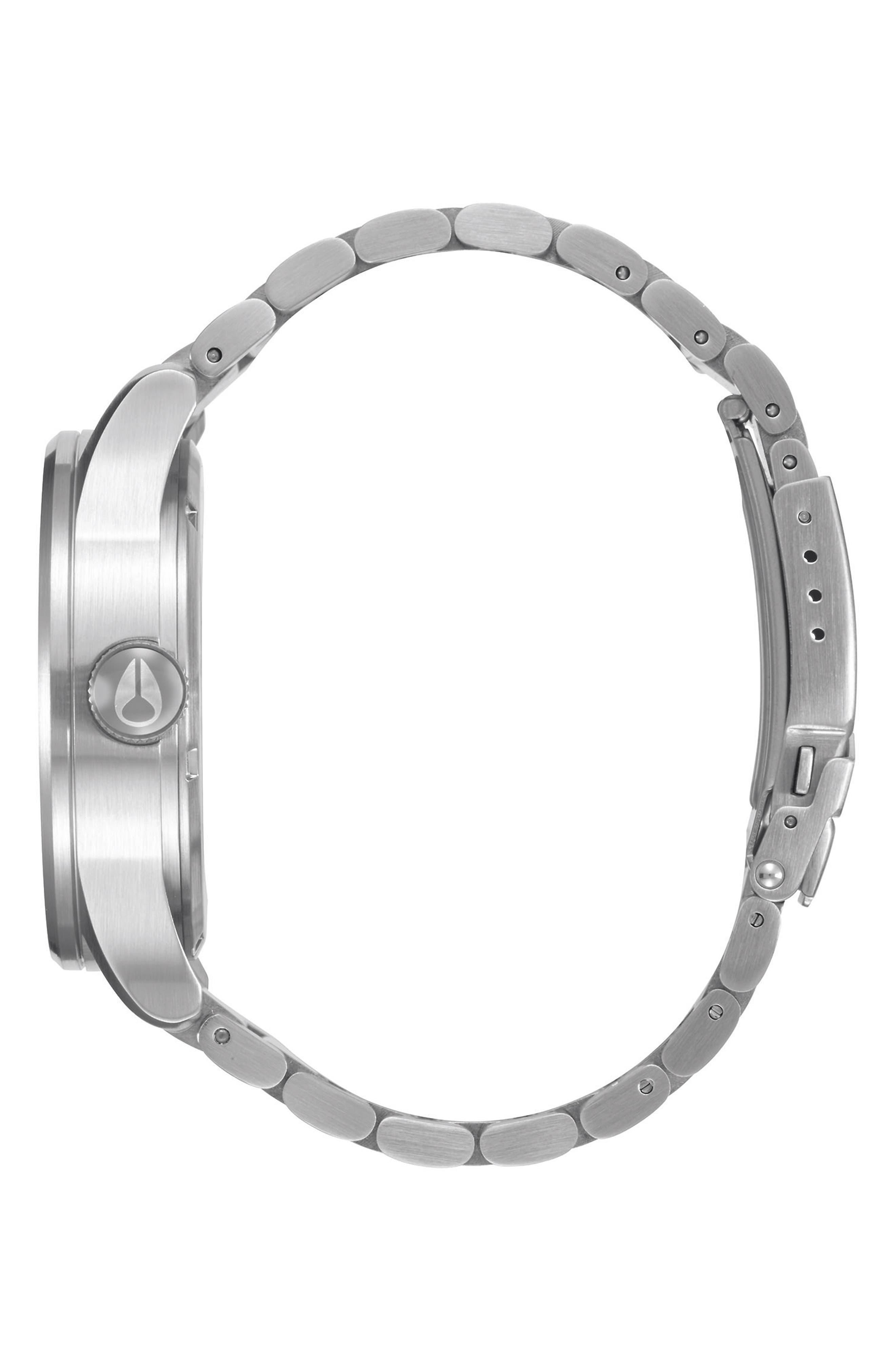 Sentry Bracelet Watch, 42mm,                             Alternate thumbnail 3, color,                             041