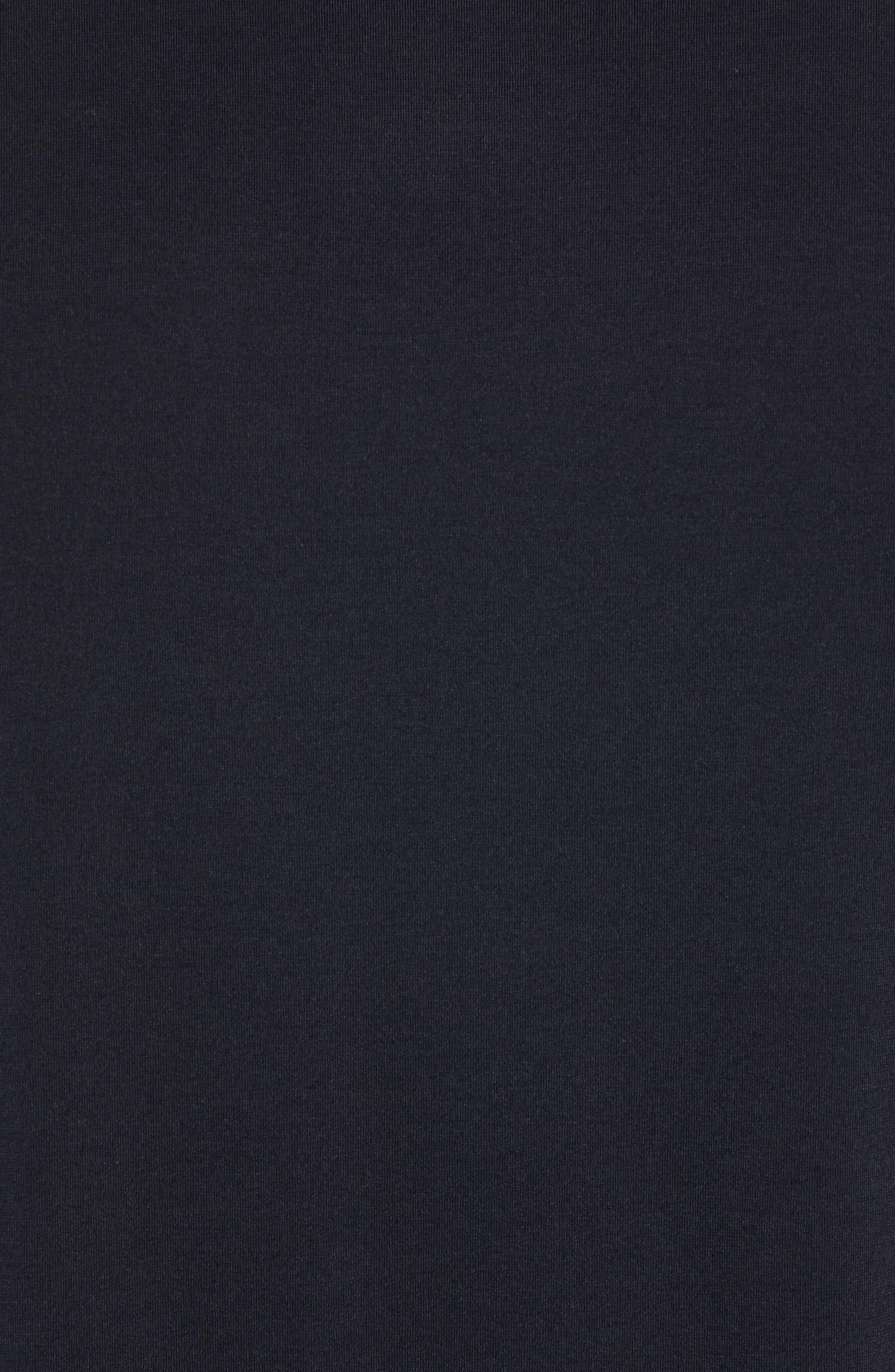 The Bias T-Shirt,                             Alternate thumbnail 5, color,                             BLACK