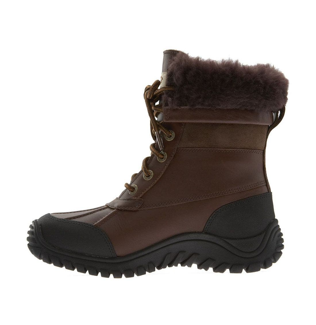 Adirondack II Waterproof Boot,                             Alternate thumbnail 25, color,