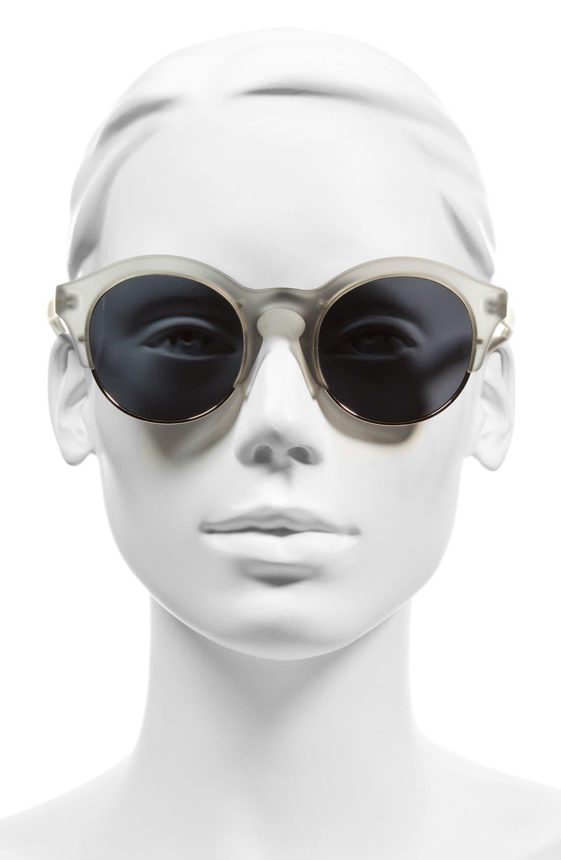 'Edition Five' 51mm Sunglasses,                             Alternate thumbnail 5, color,