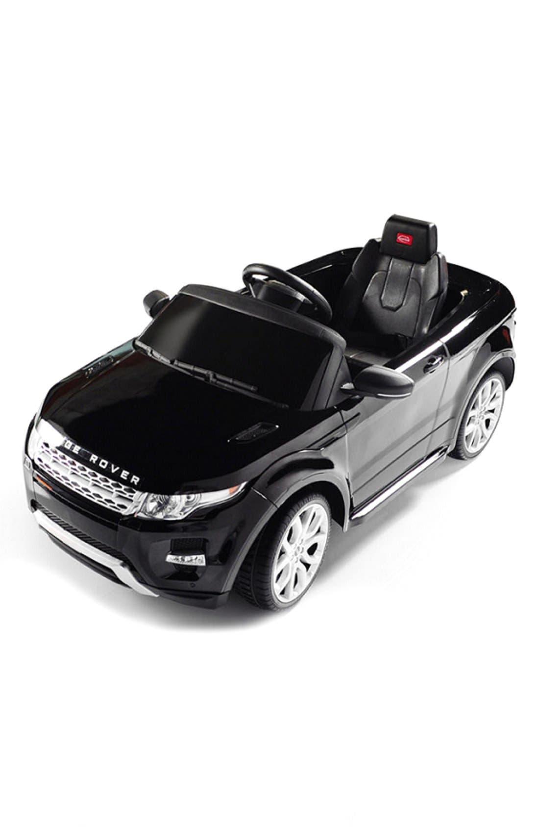 'Range Rover Evoque' 12V RC Ride-On Toy Car,                             Alternate thumbnail 3, color,                             001
