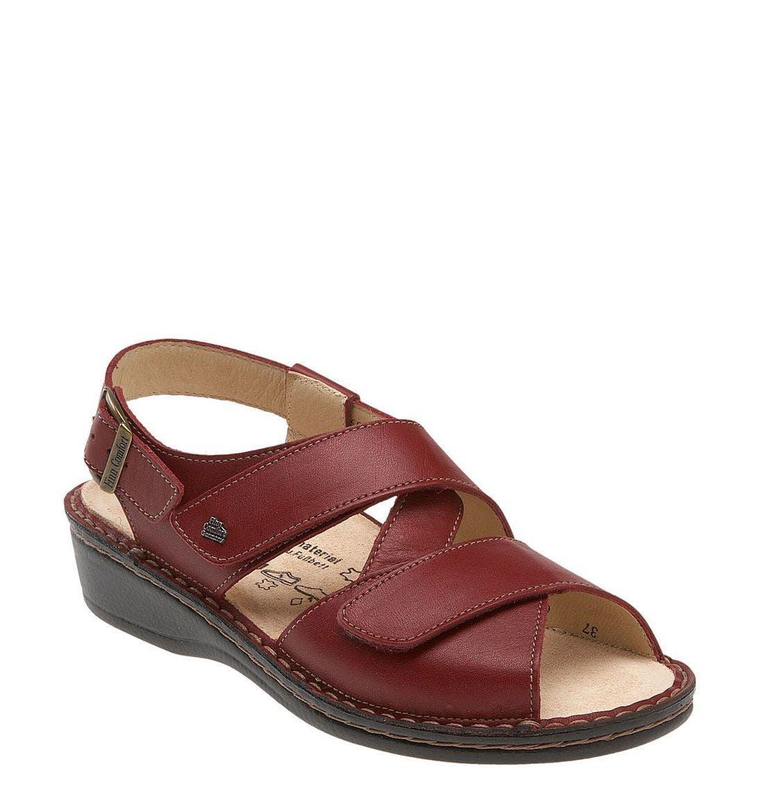 'Jersey' Sandal,                             Main thumbnail 6, color,