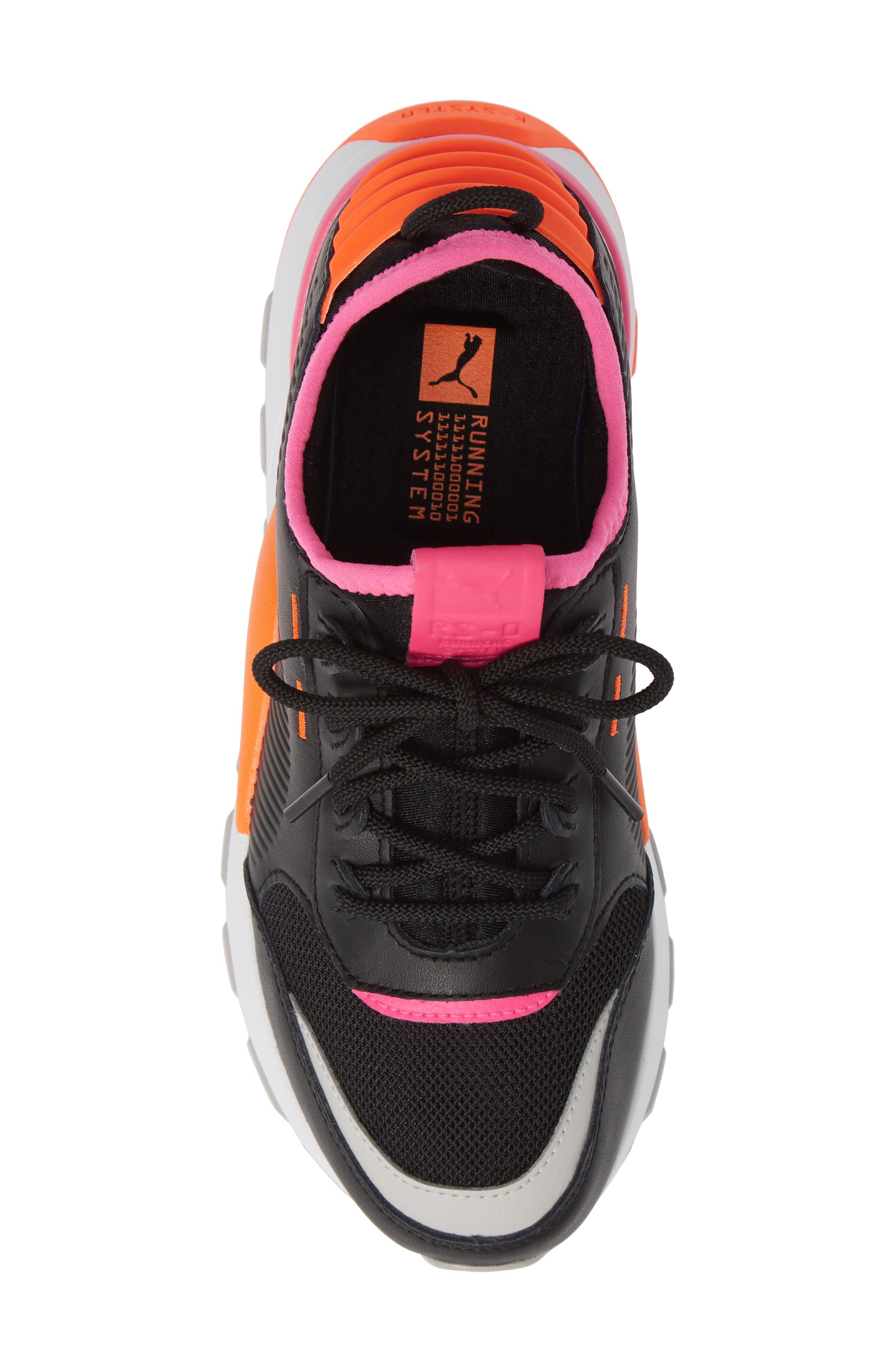 RS-0 Sneaker,                             Alternate thumbnail 5, color,                             001