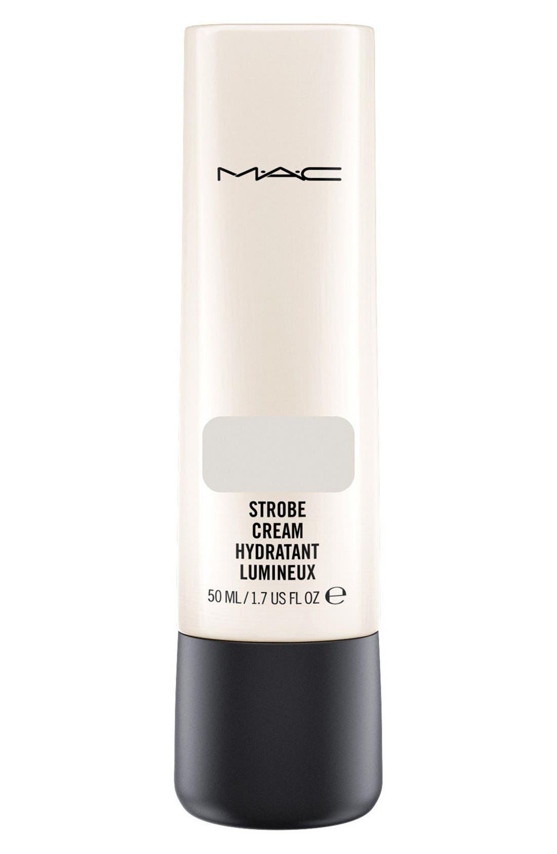 MAC Strobe Cream,                             Main thumbnail 1, color,                             SILVERLITE