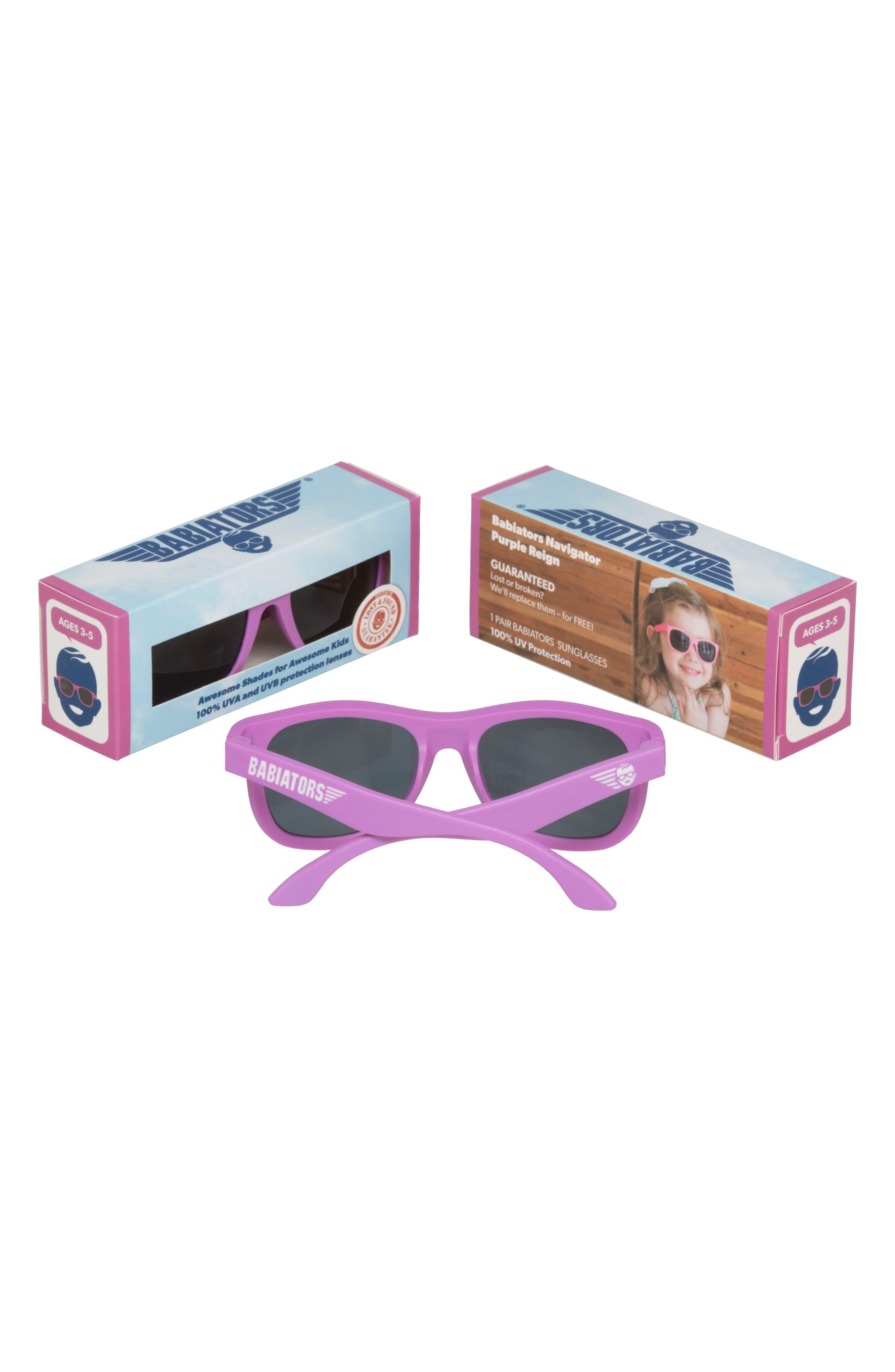 Original Navigators Sunglasses,                             Alternate thumbnail 7, color,