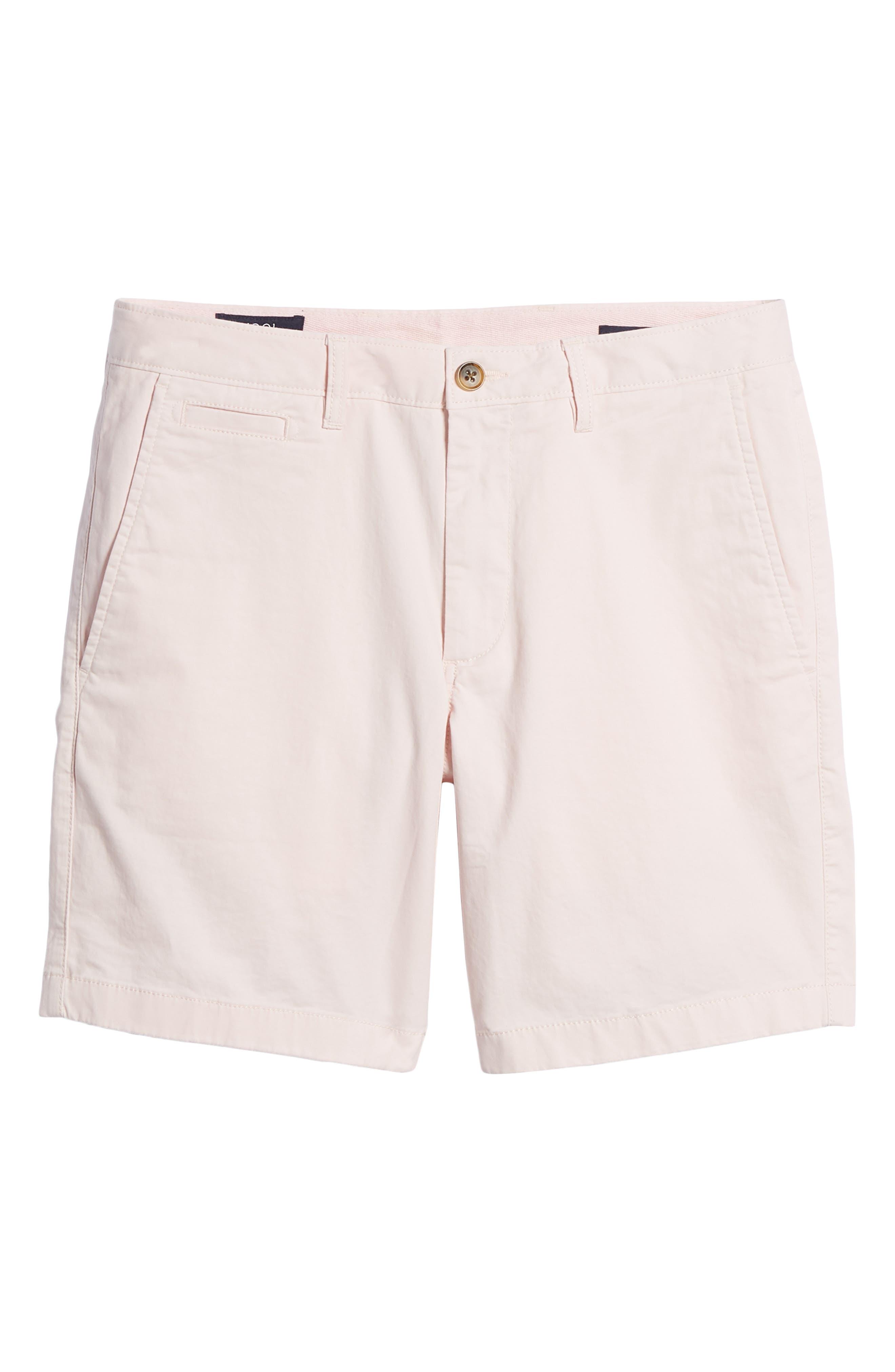 Ballard Slim Fit Stretch Chino 9-Inch Shorts,                             Alternate thumbnail 72, color,