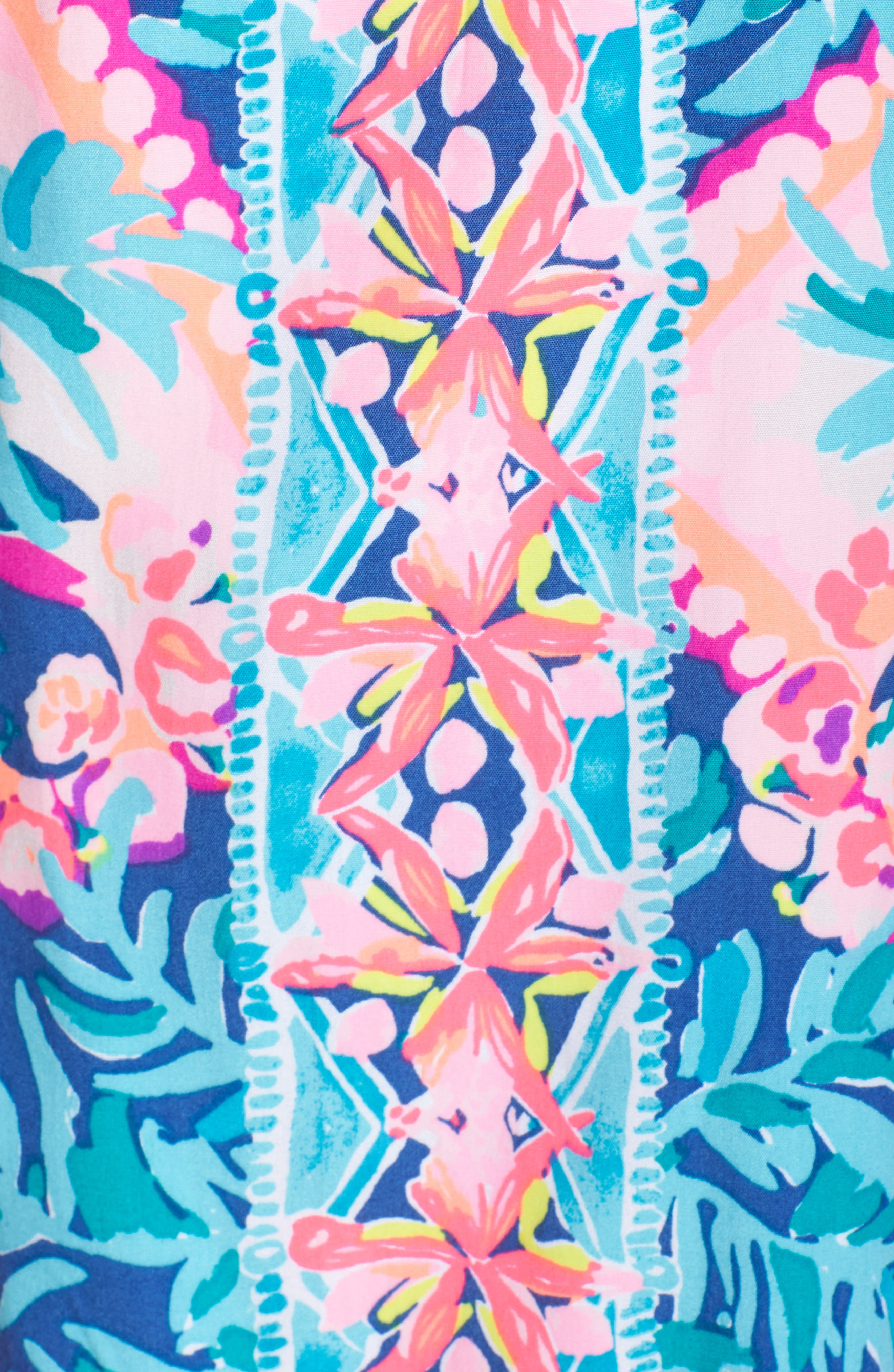Tanya Skirted Romper,                             Alternate thumbnail 5, color,                             446