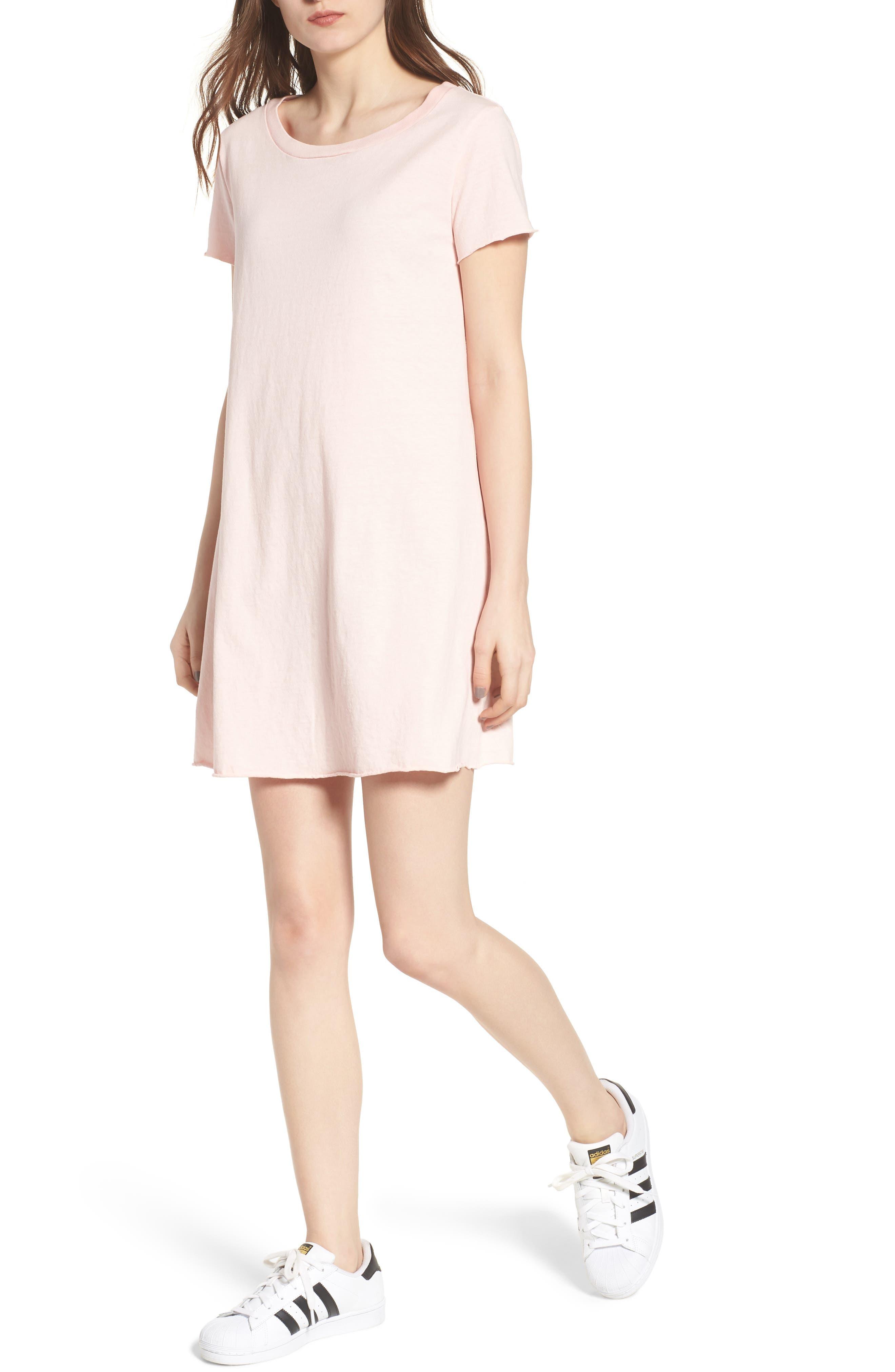 Tunic Minidress,                             Main thumbnail 1, color,