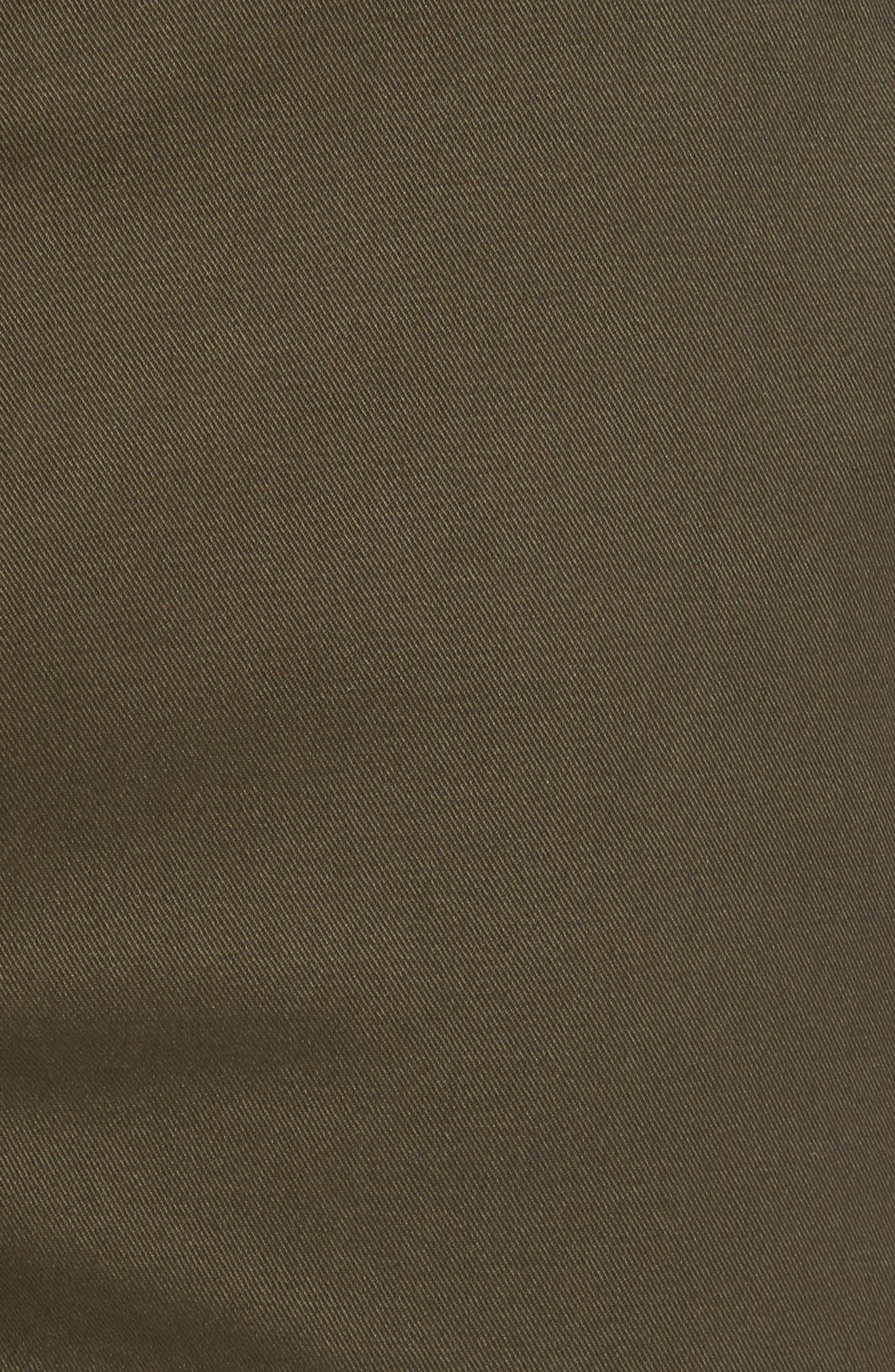 Tailored Fit Washed Stretch Cotton Chinos,                             Alternate thumbnail 171, color,