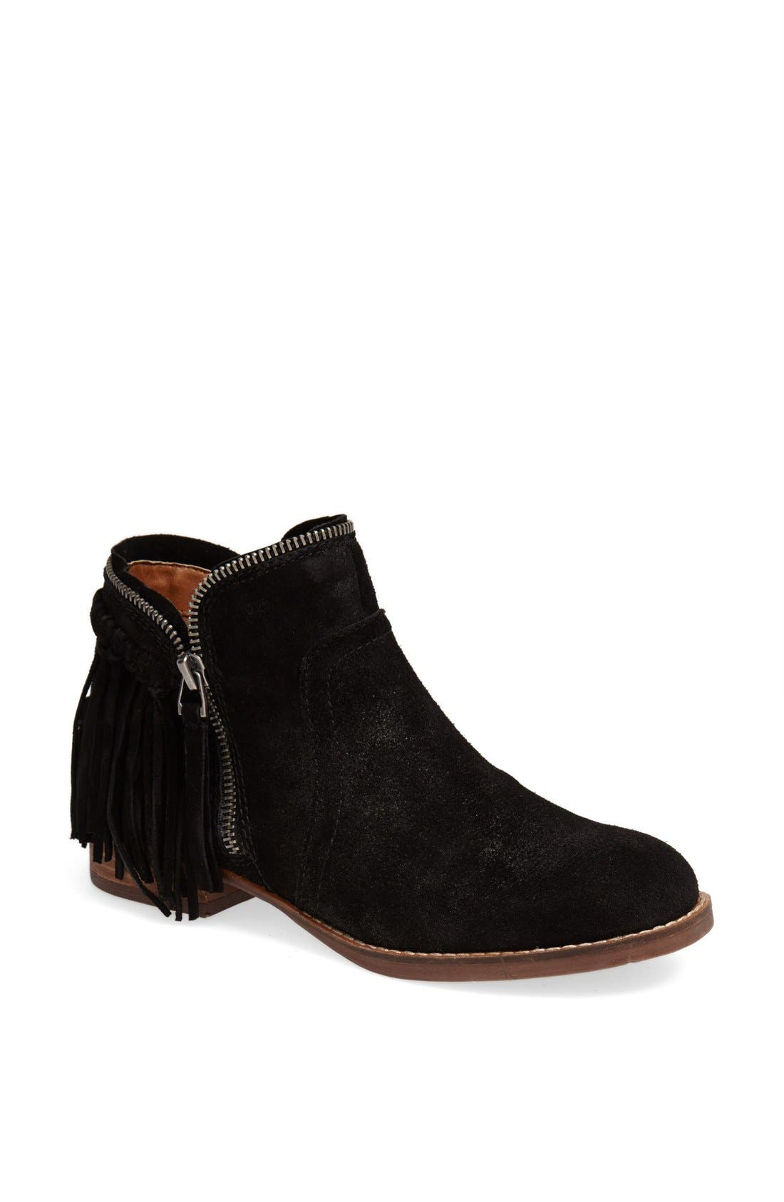 DV Footwear 'Fisher' Bootie,                             Main thumbnail 1, color,                             004