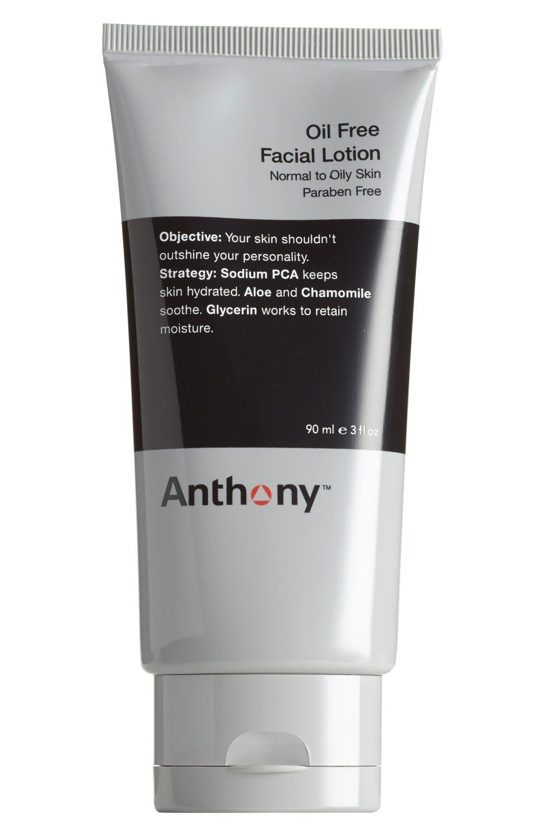Oil Free Facial Lotion,                         Main,                         color, 000