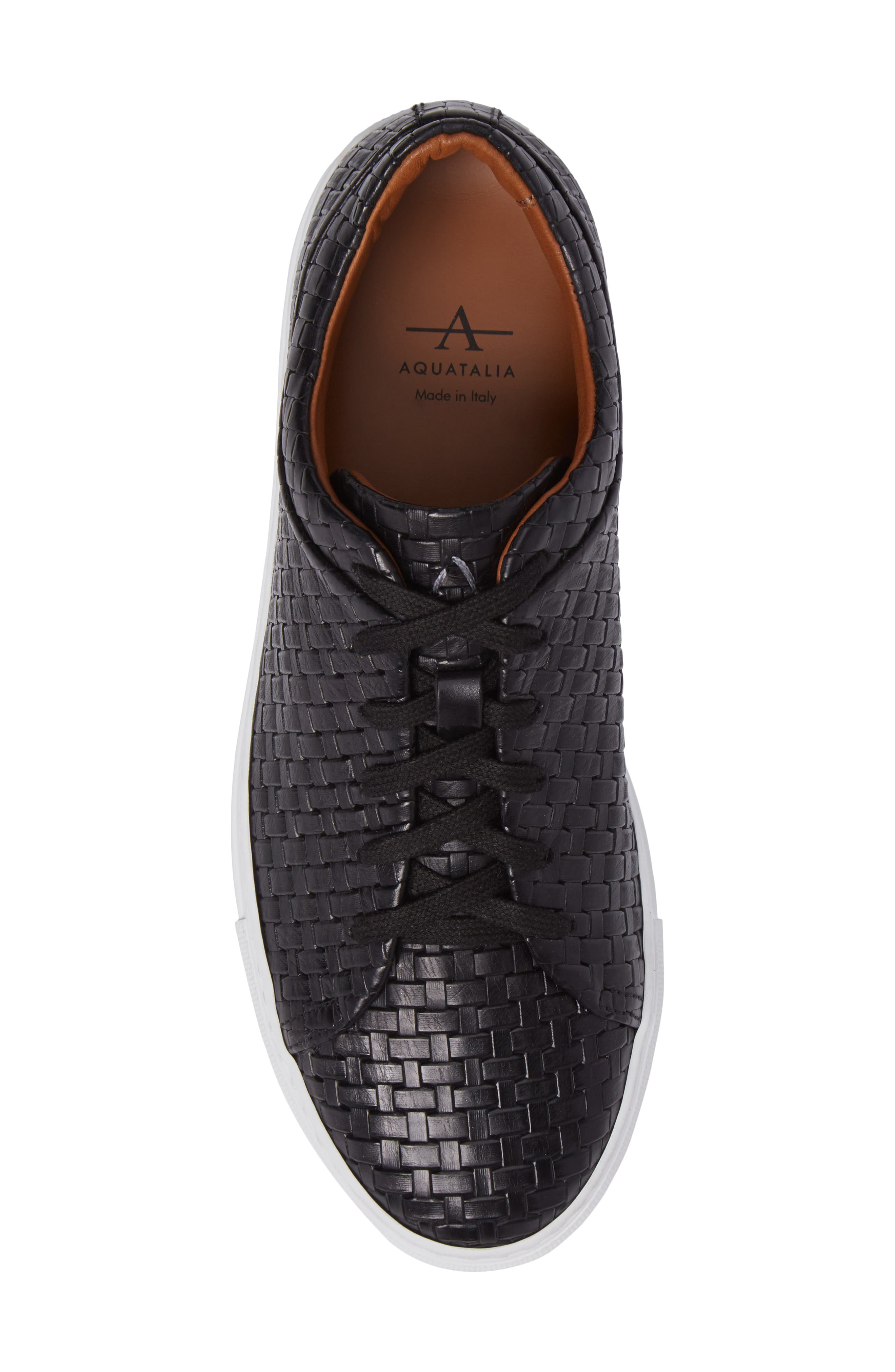 Avery Weatherproof Sneaker,                             Alternate thumbnail 5, color,                             BLACK