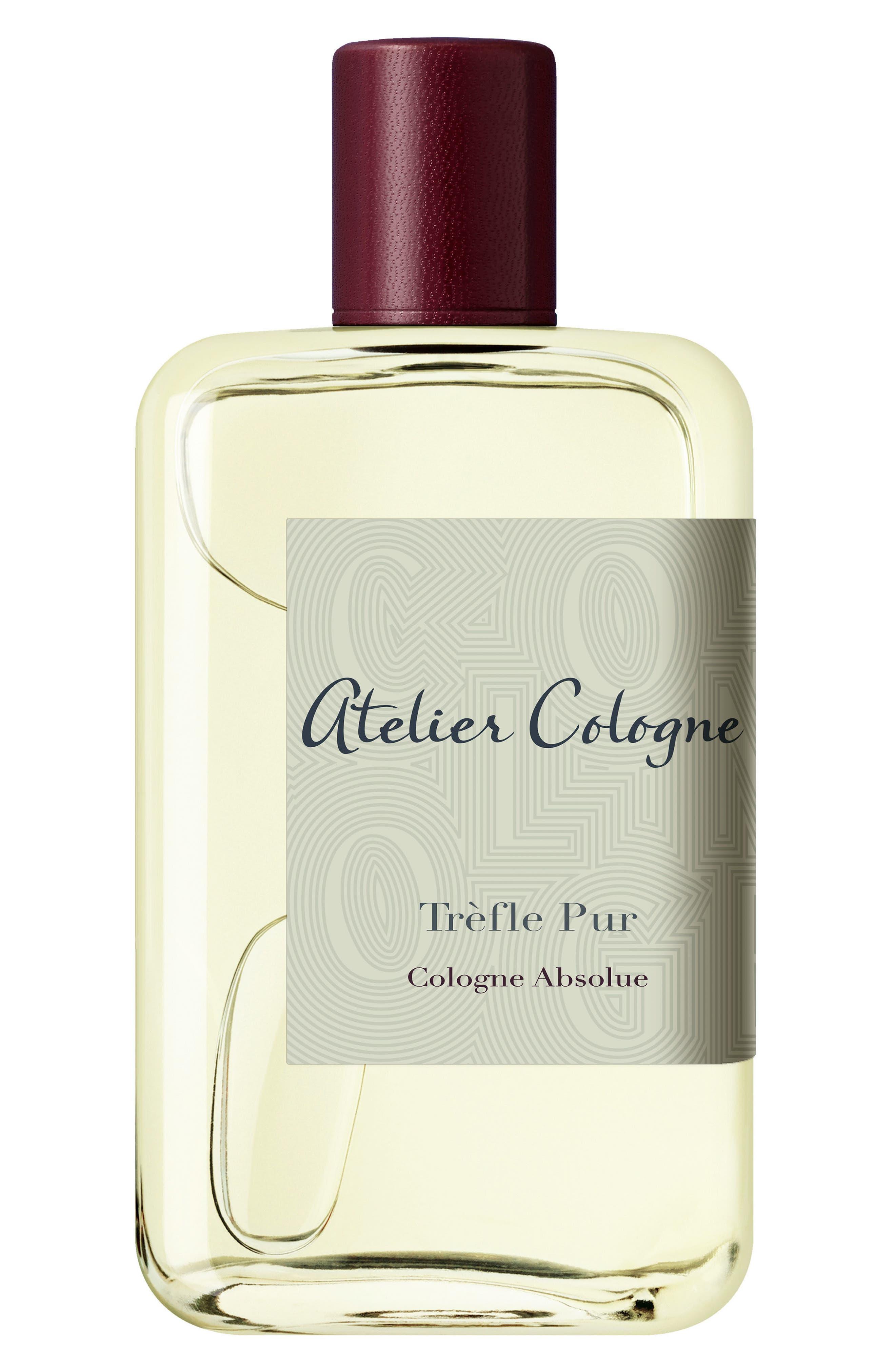 Trèfle Pur Cologne Absolue,                             Main thumbnail 1, color,                             NO COLOR