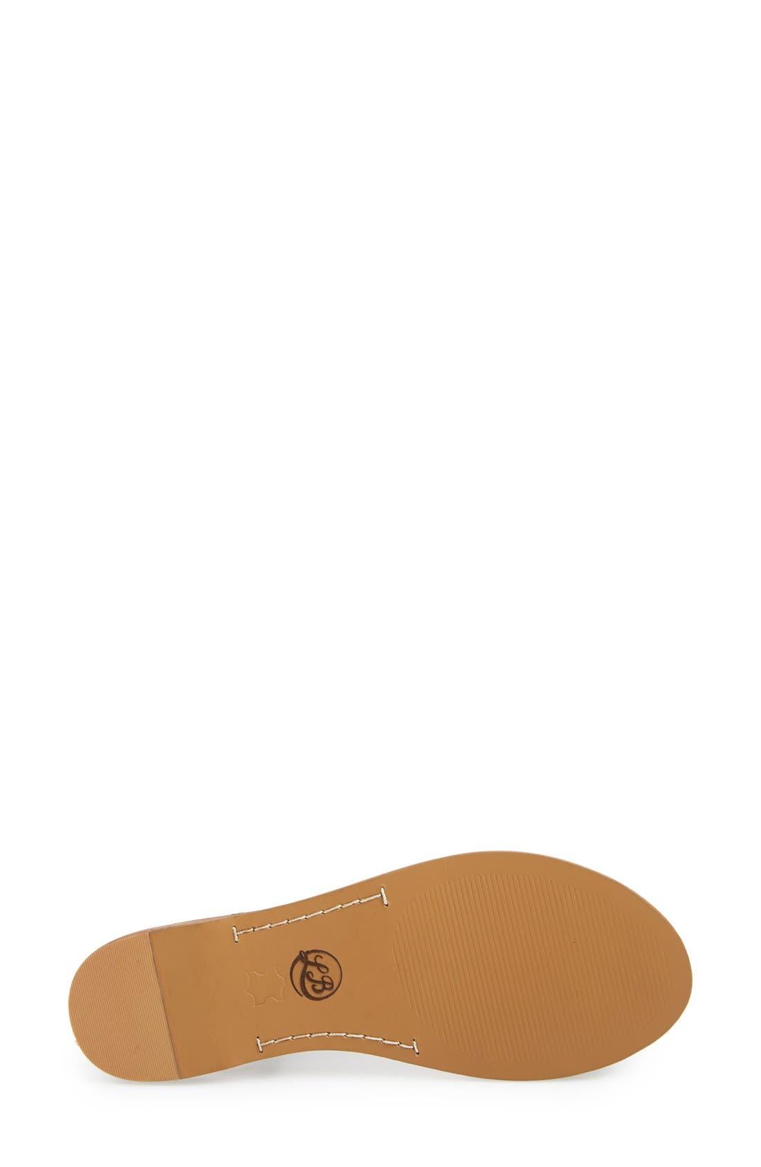 'Adivita' Sandal,                             Alternate thumbnail 4, color,                             200