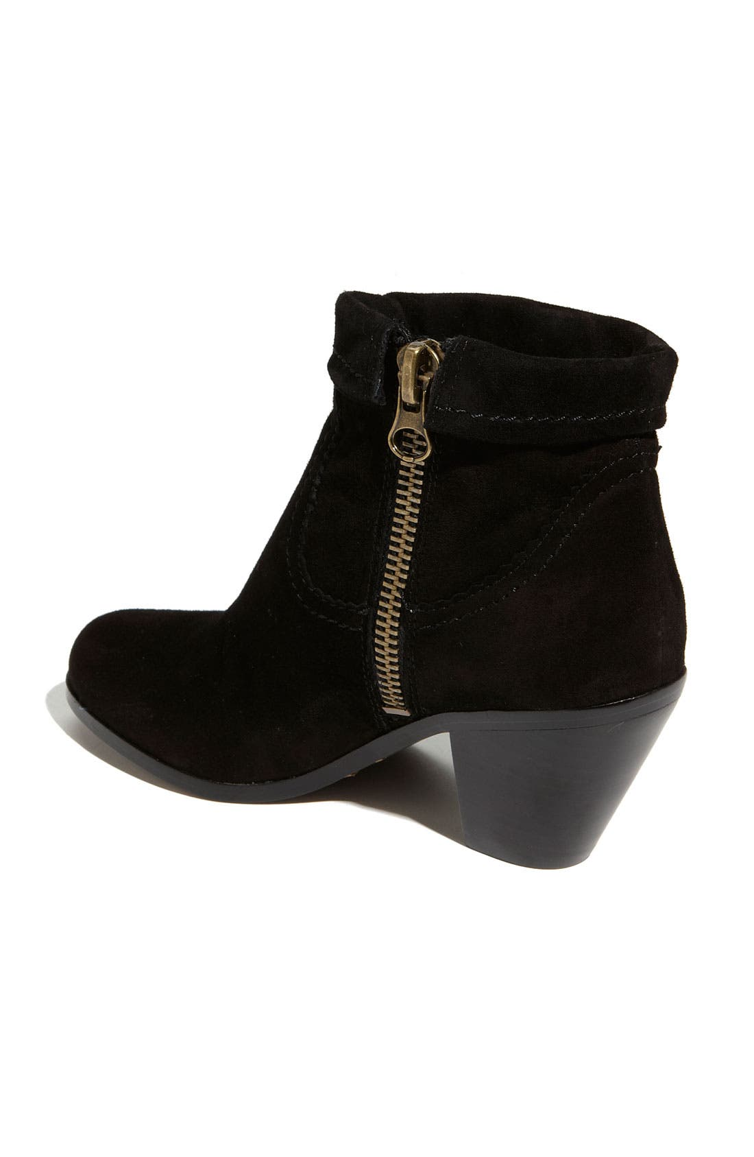 SAM EDELMAN,                             'Louie' Boot,                             Alternate thumbnail 2, color,                             001