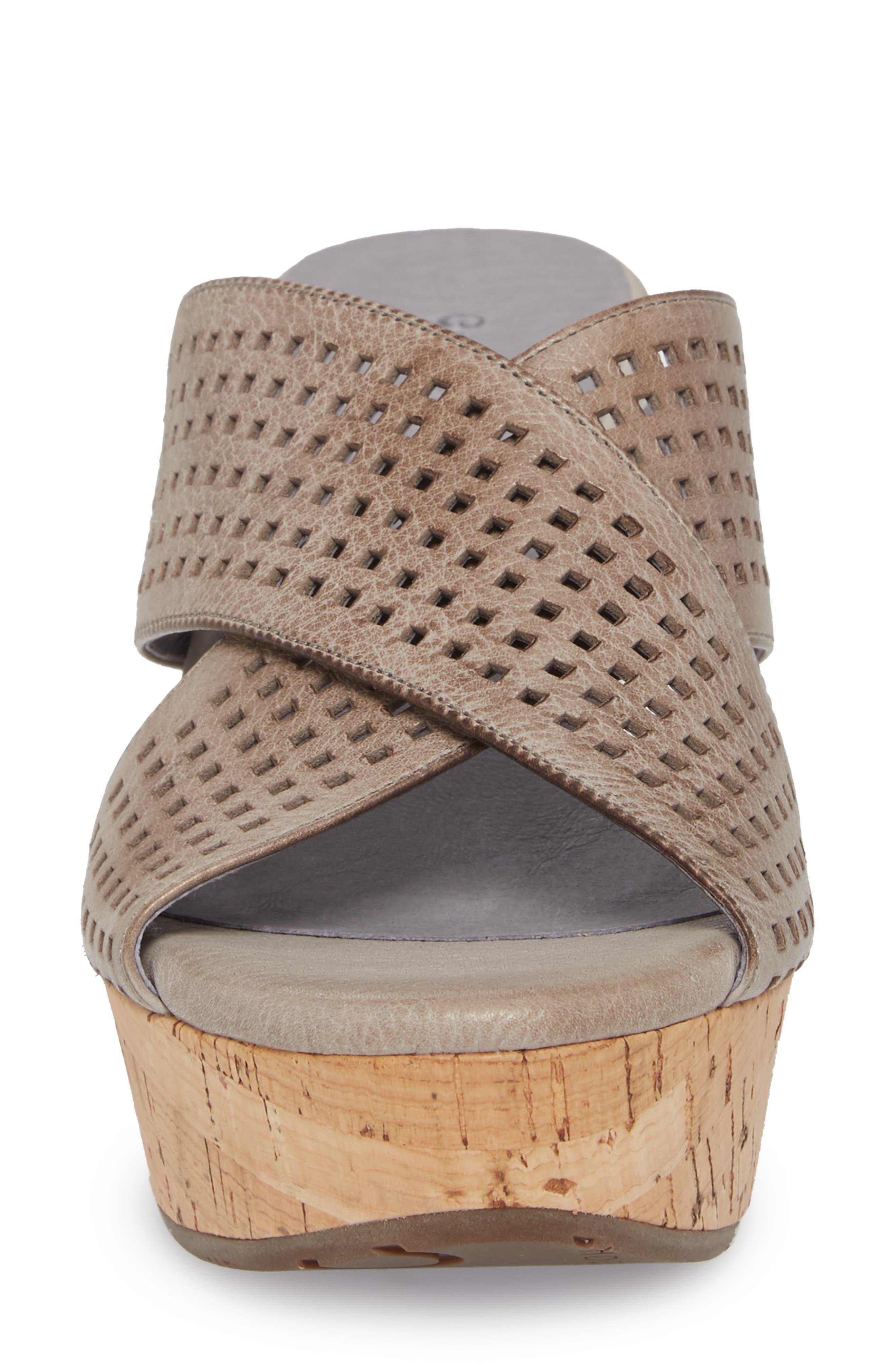 Wamblee Wedge Sandal,                             Alternate thumbnail 4, color,                             038