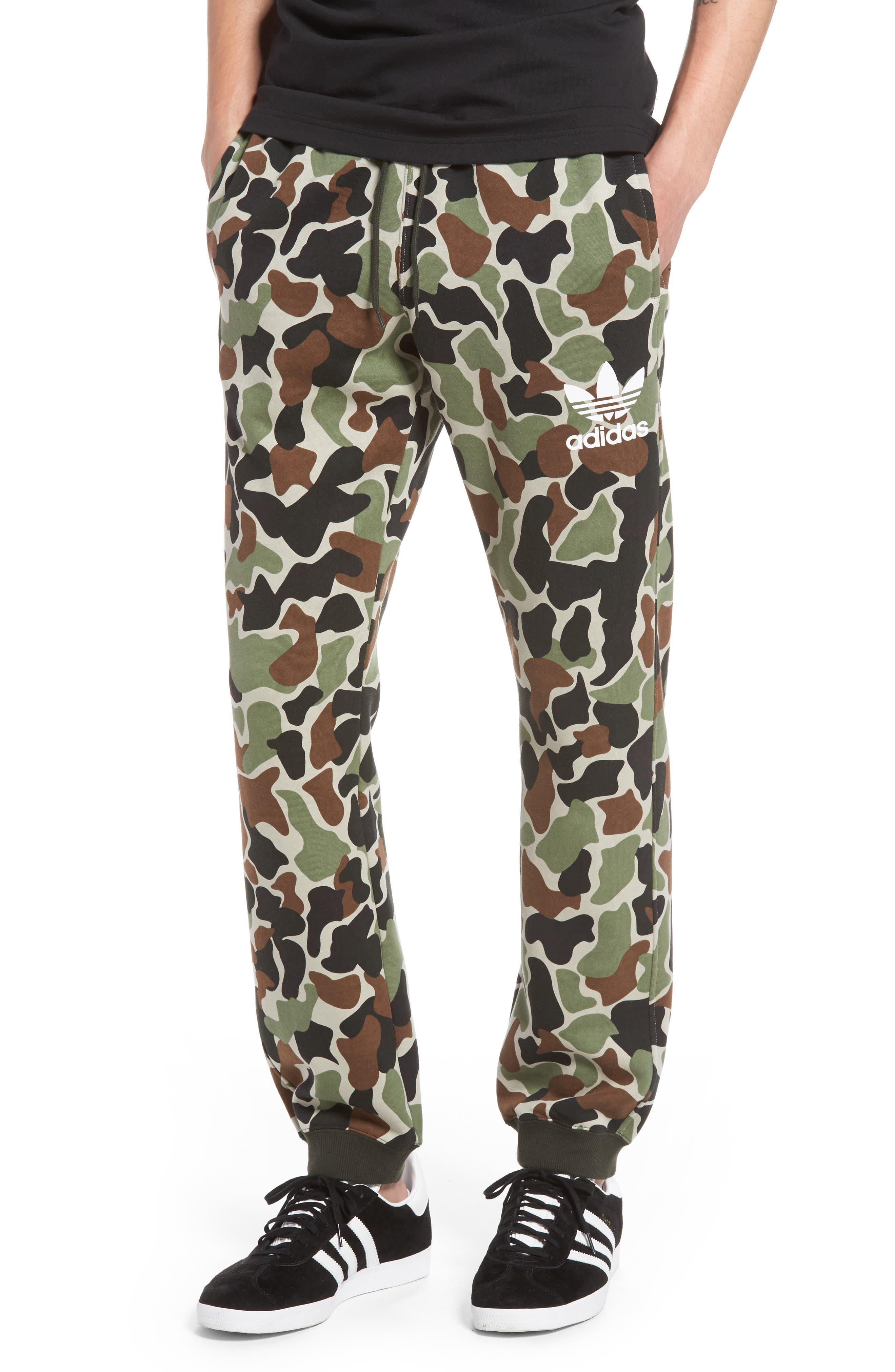 Camo Sweatpants, Main, color, 397