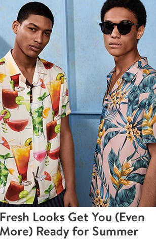 Topman summer essentials.