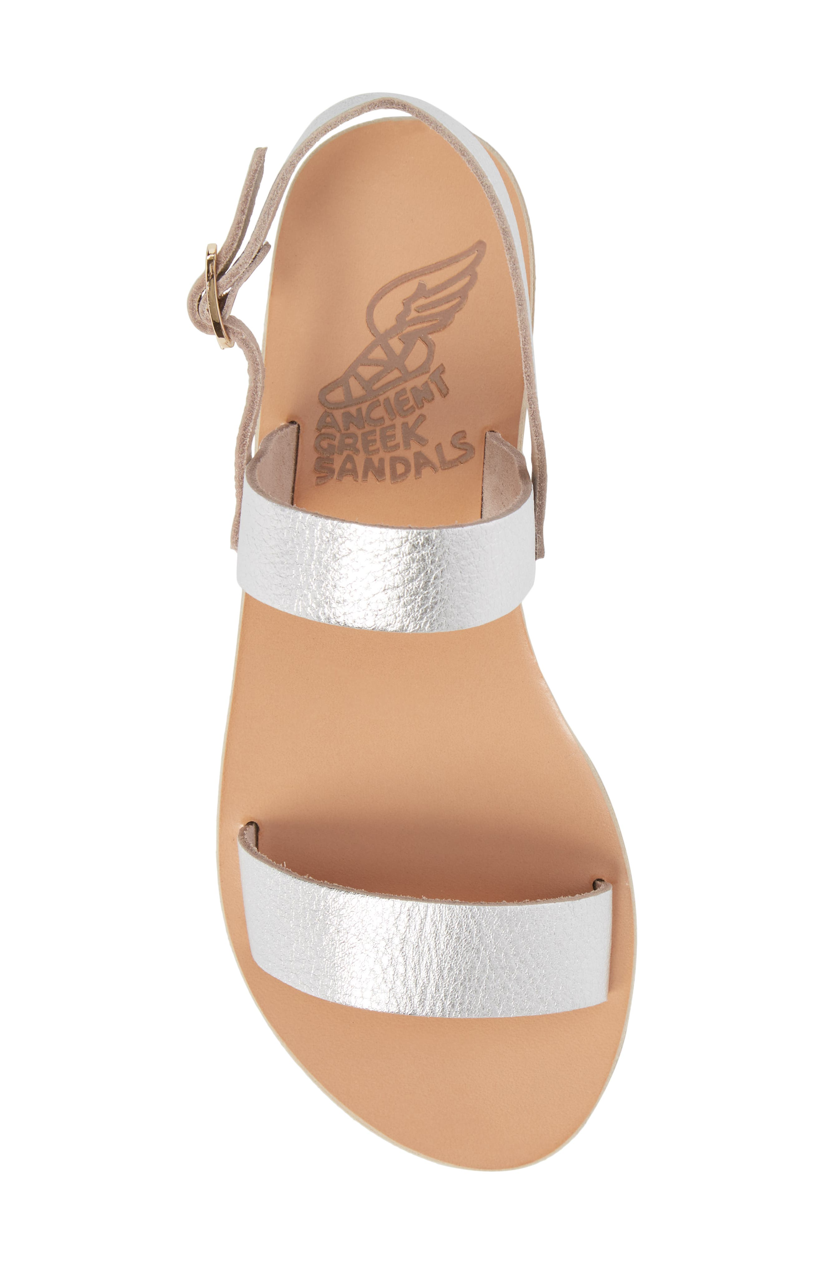 Clio Slingback Sandal,                             Alternate thumbnail 5, color,                             041