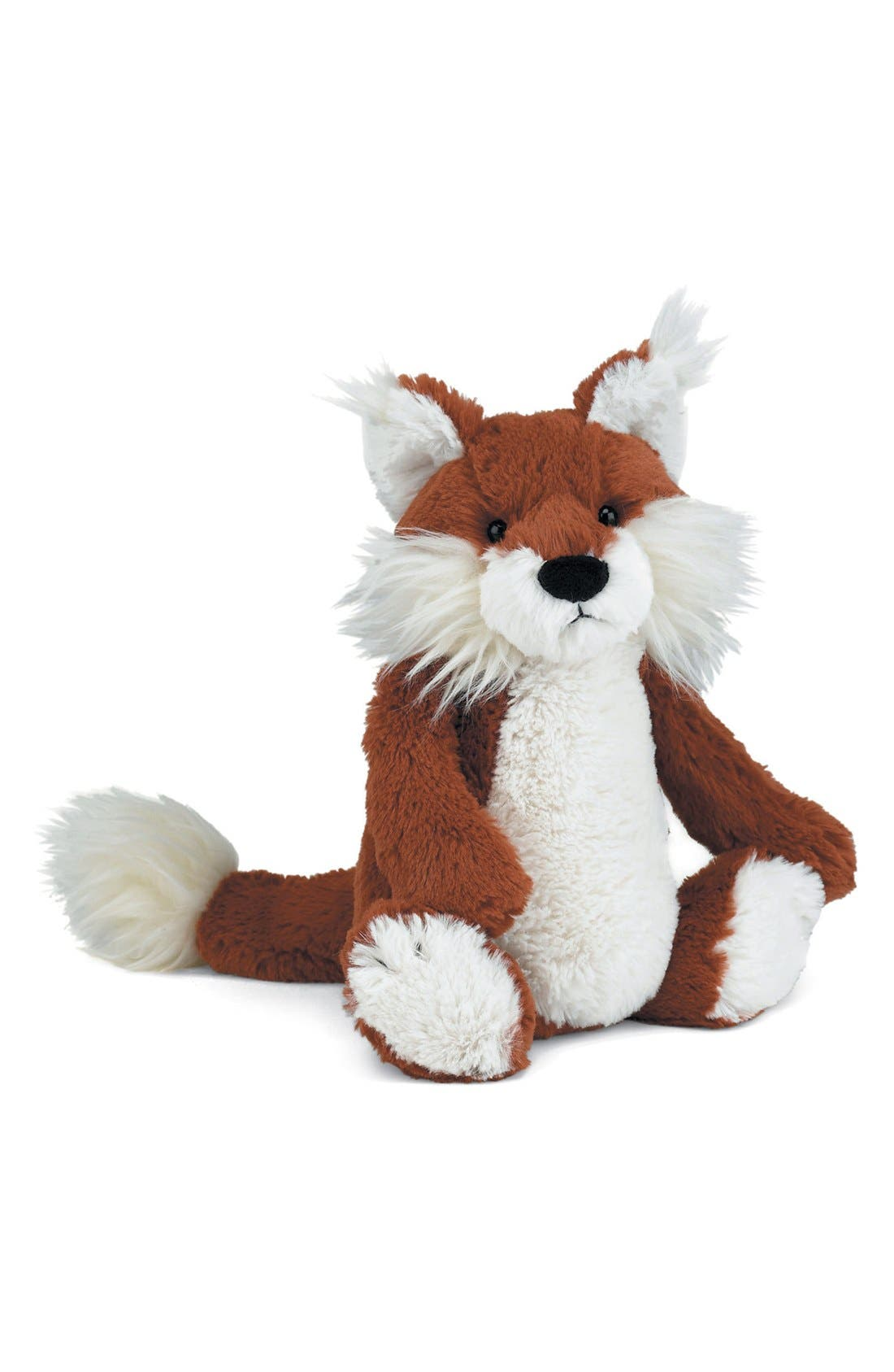 'Bashful Fox' Stuffed Animal,                             Alternate thumbnail 2, color,                             801